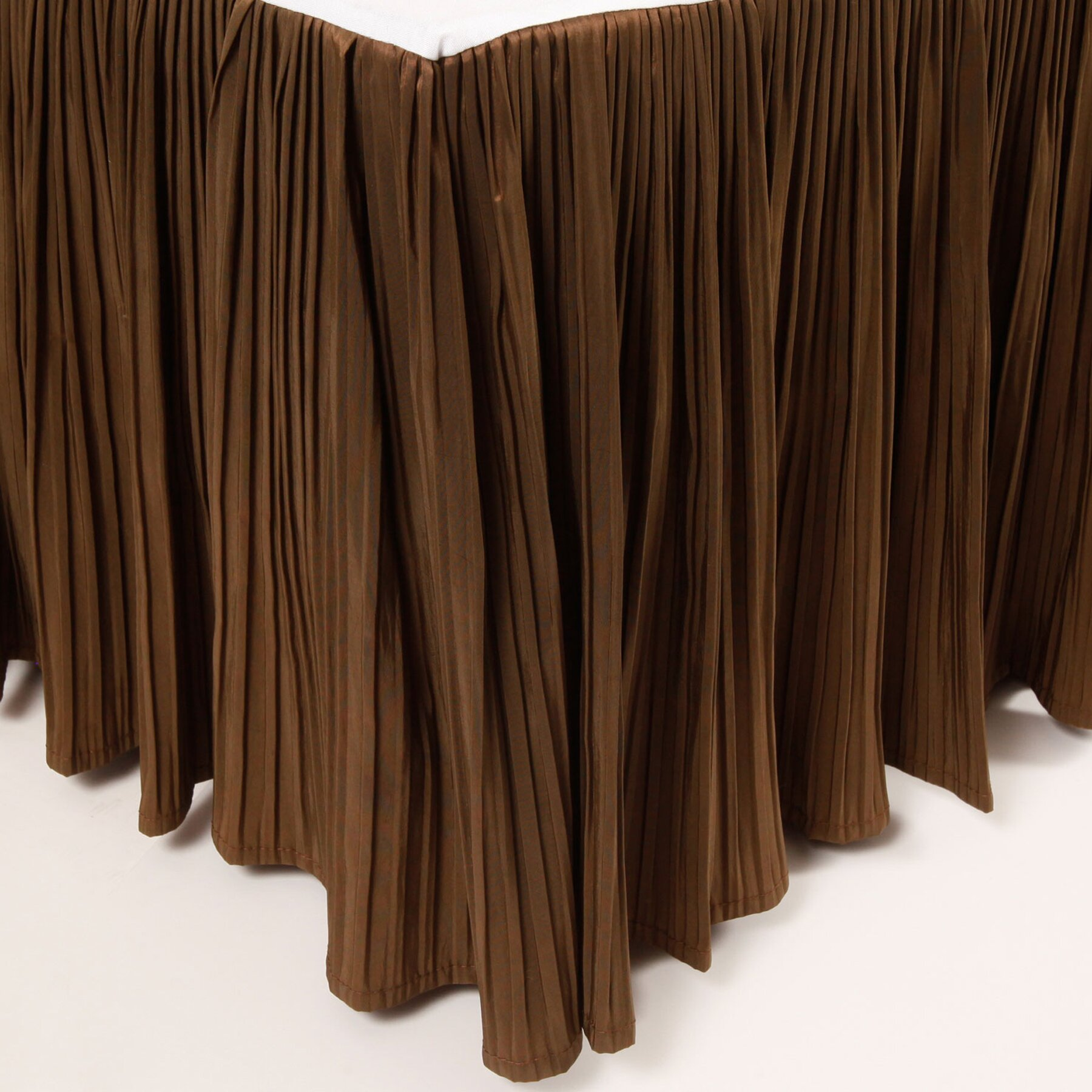 serenta pleat bed skirt reviews wayfair