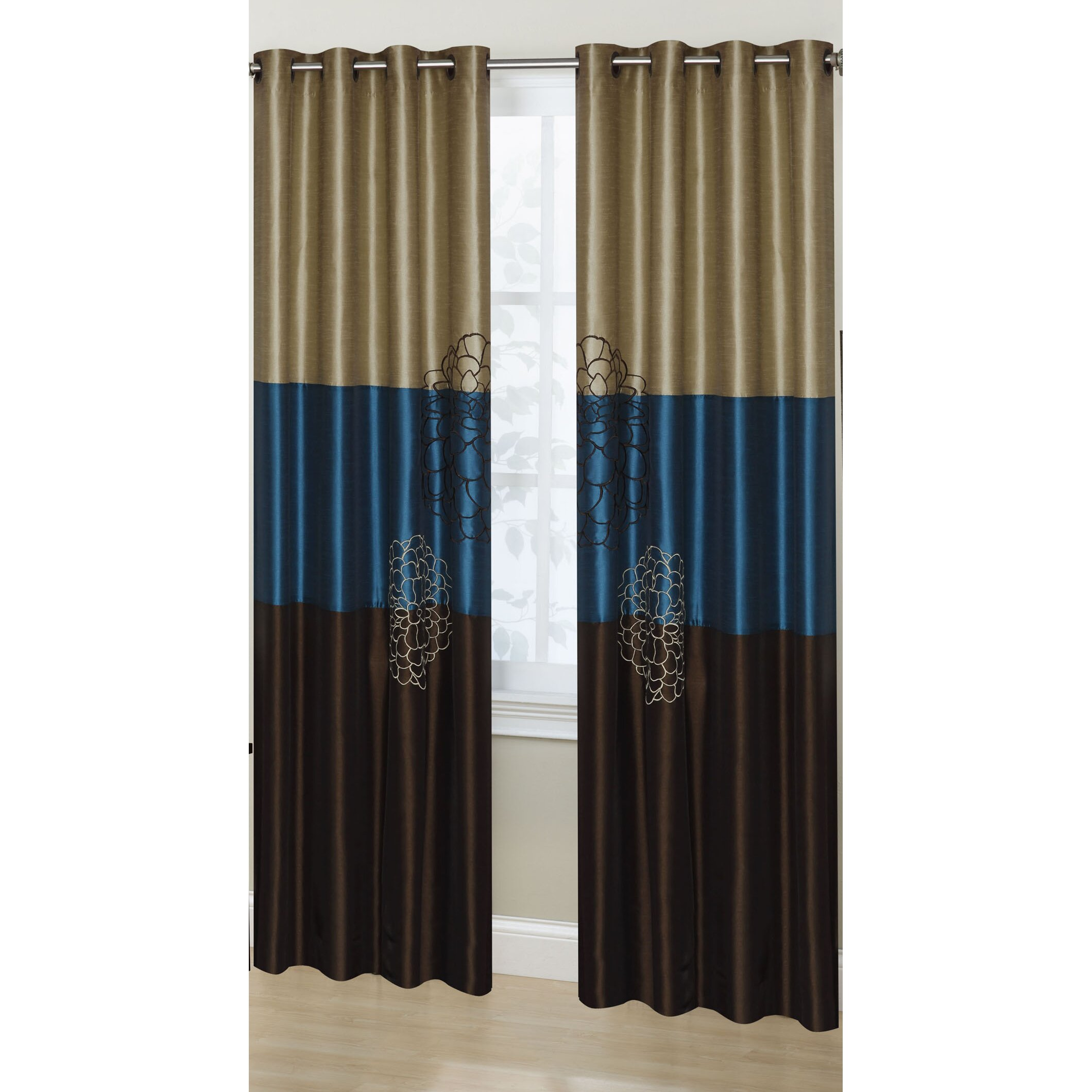 phoebe curtain panel wayfair