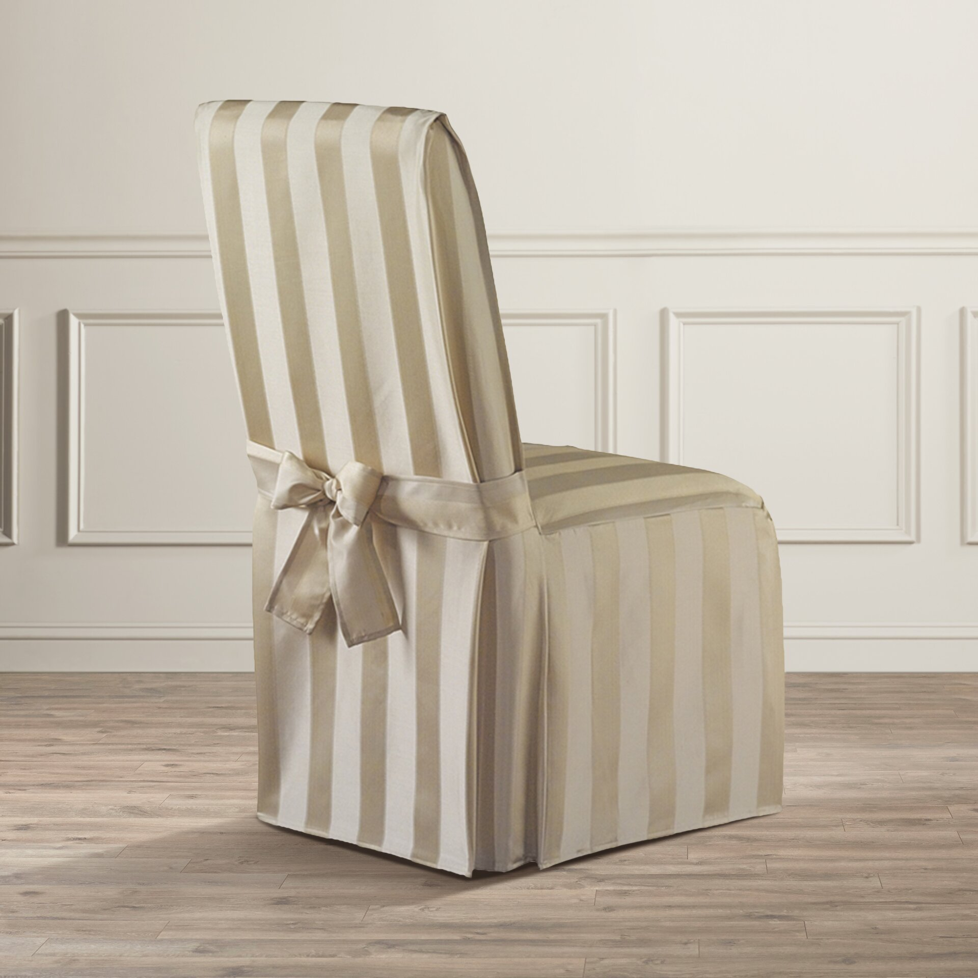 Rosalind Wheeler Parson Chair Slipcover & Reviews  Wayfair
