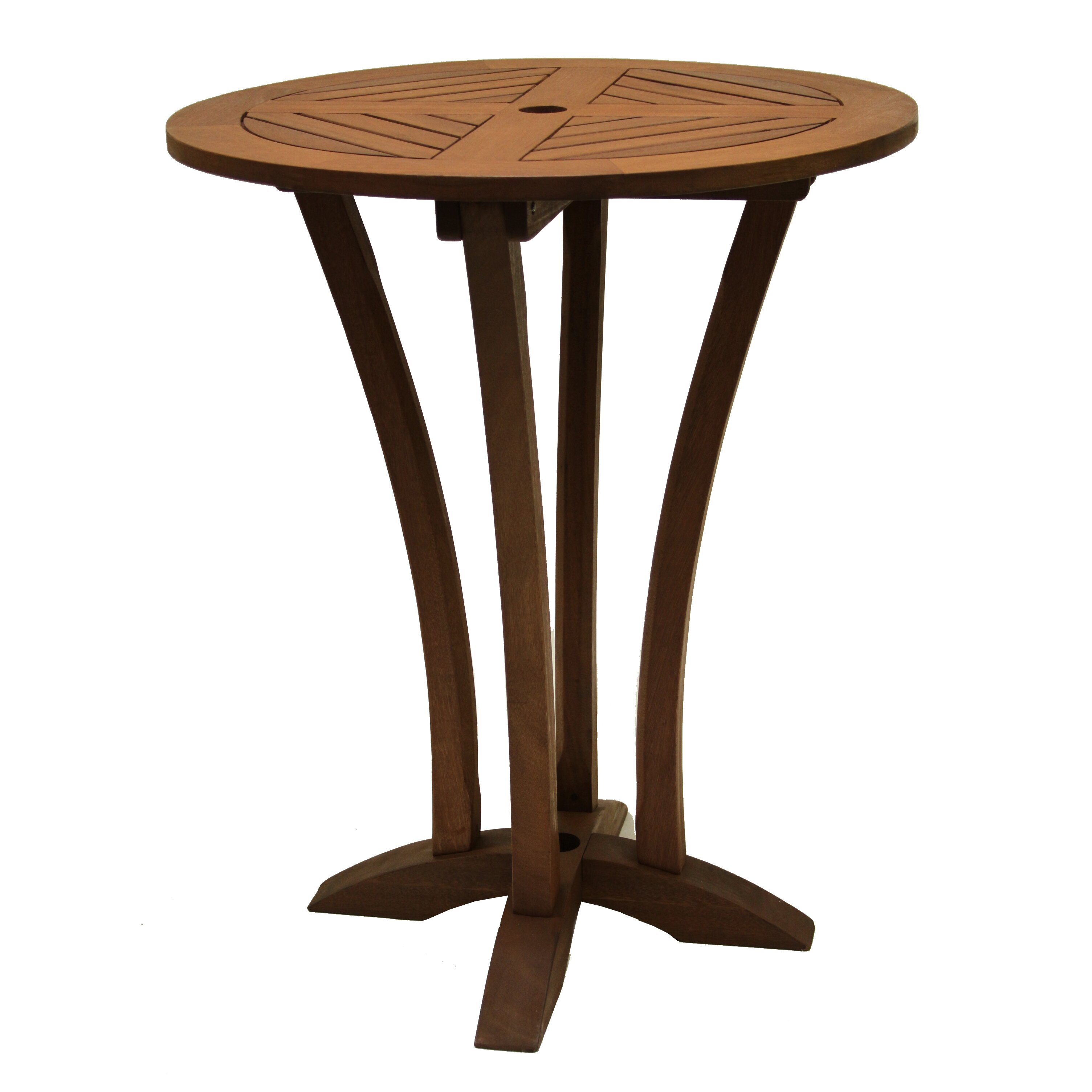 Bay Isle Home Laelia Bar Table & Reviews  Wayfair