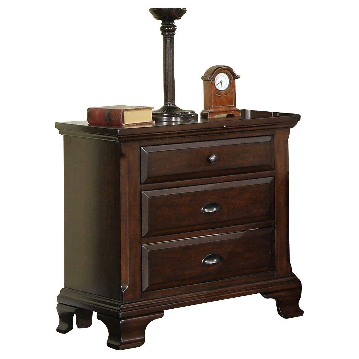 Wayfair Clearance: Picket House Furnishings Grant 3 Drawer Nightstand