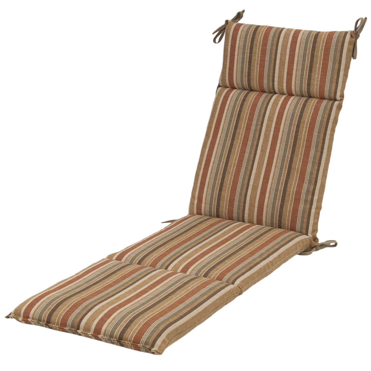 Plantation Patterns Cayenne Outdoor Chaise Lounge Cushion & Reviews