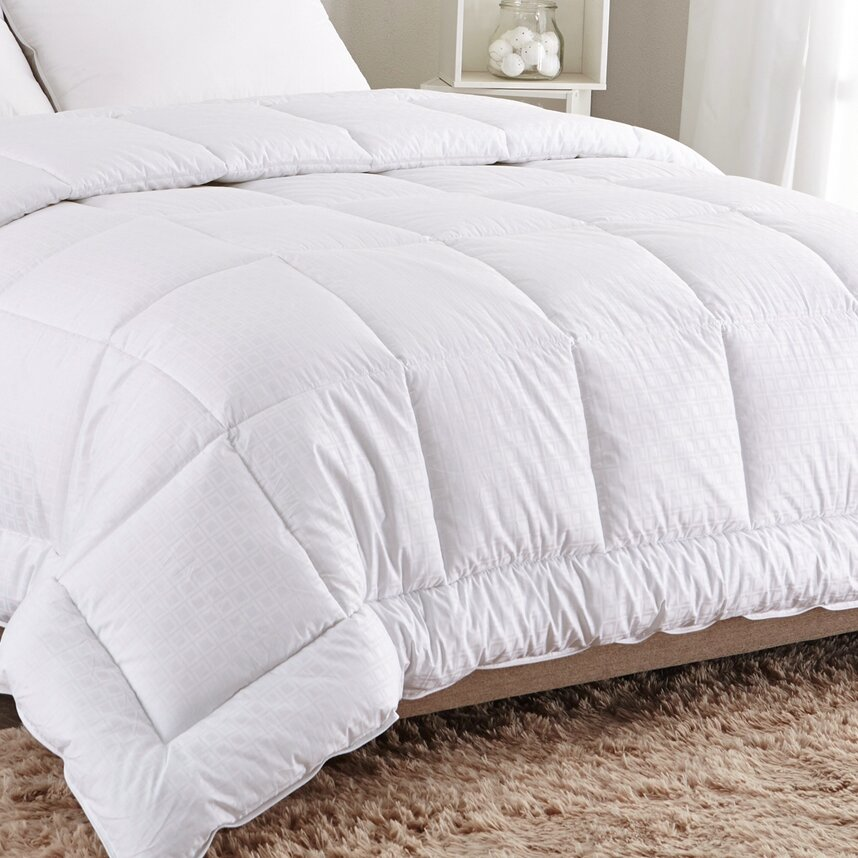 Pupr Lightweight Down Alternative Comforter Duvet Insert