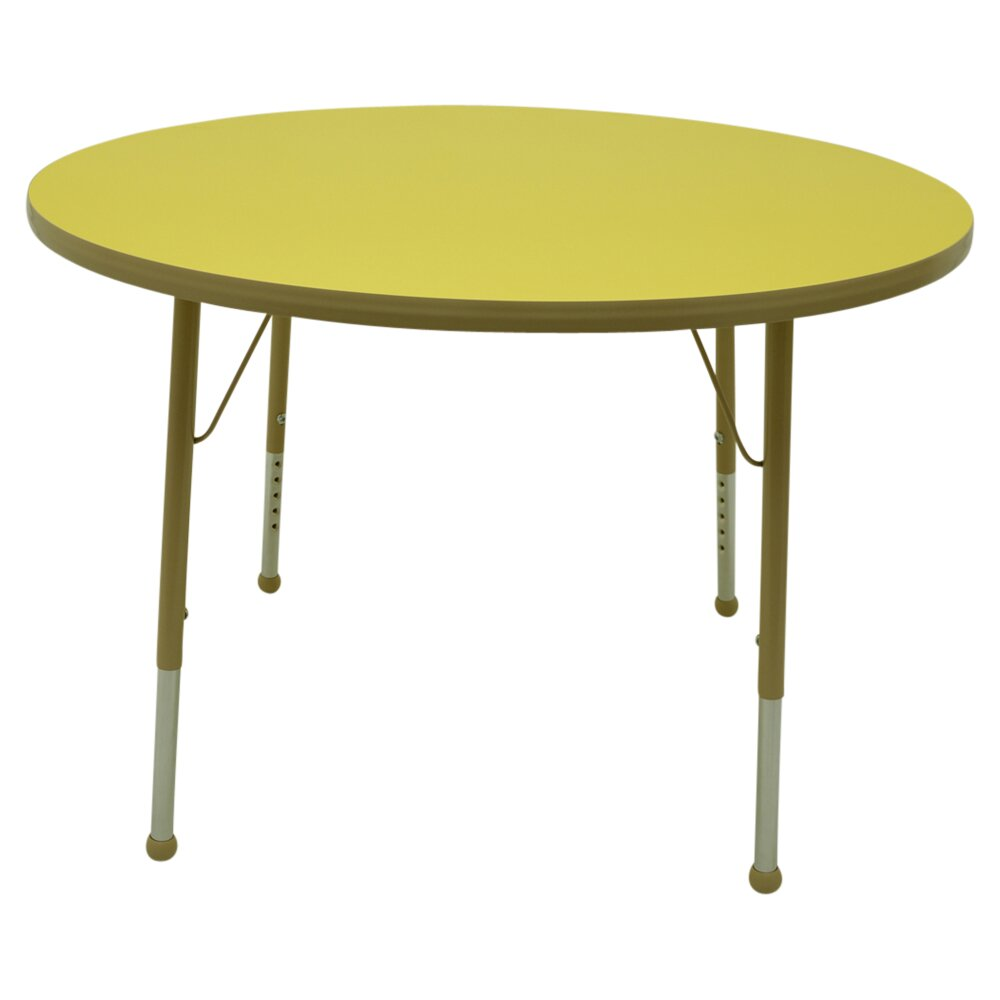 Round school table - Tables Discount School Supply