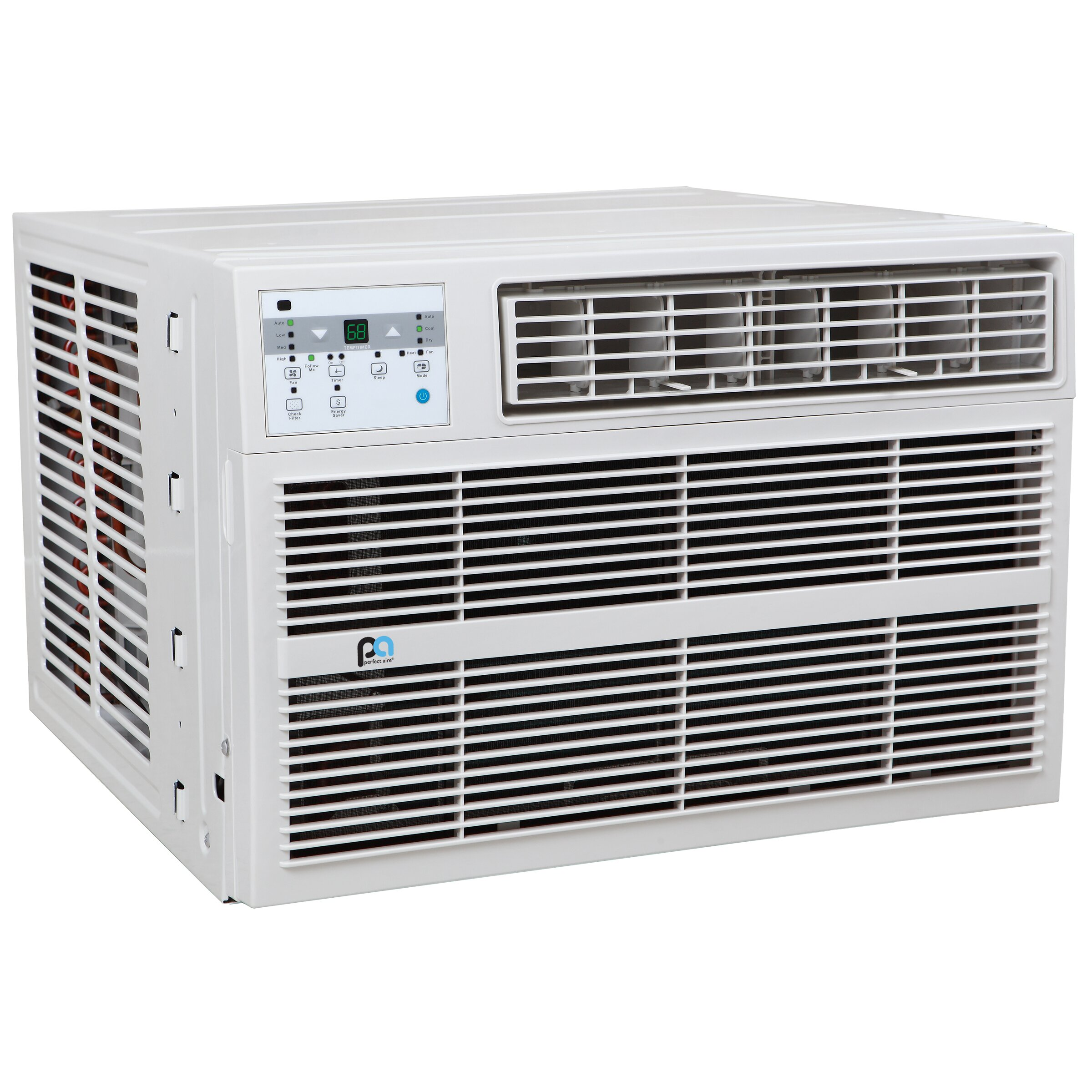 8000 BTU Energy Star Window Air Conditioner with Remote by PerfectAire #5B4945