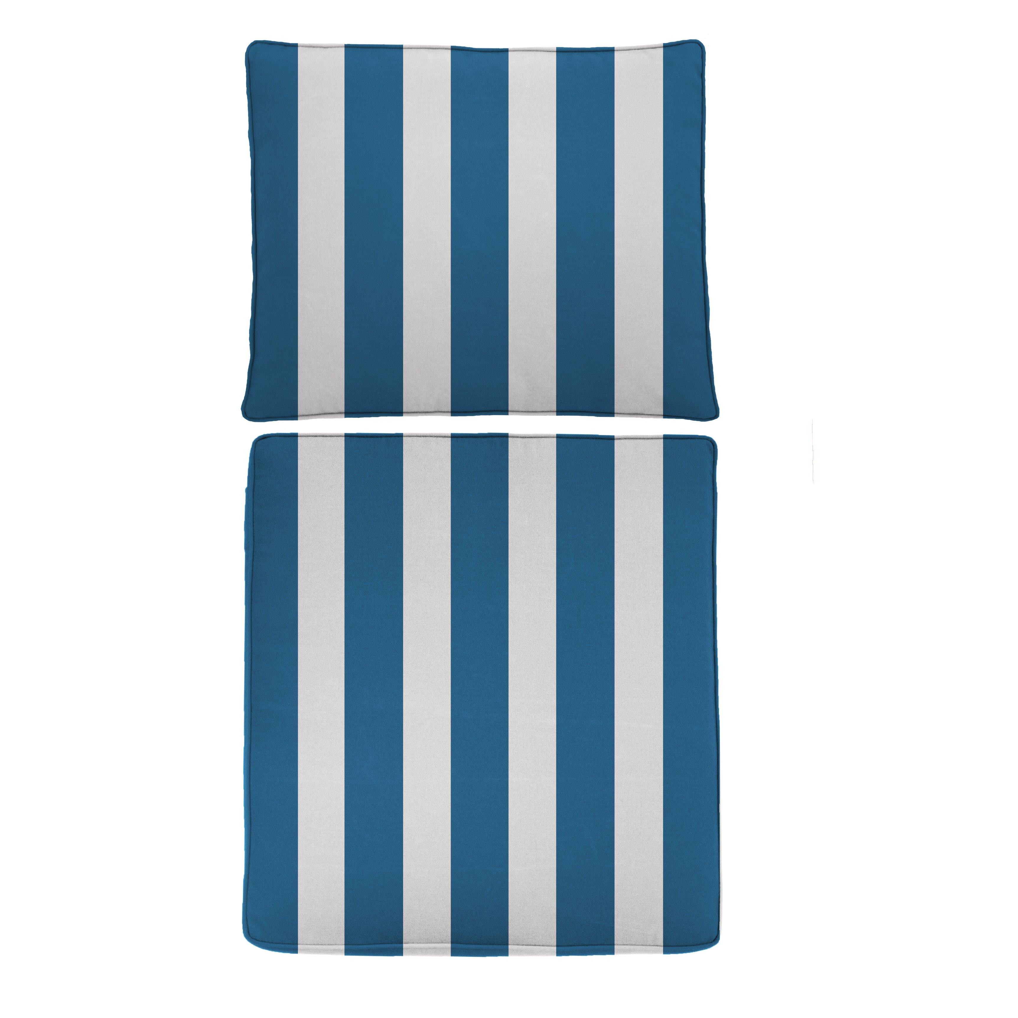 wayfair custom outdoor cushions outdoor sunbrella double piped deep