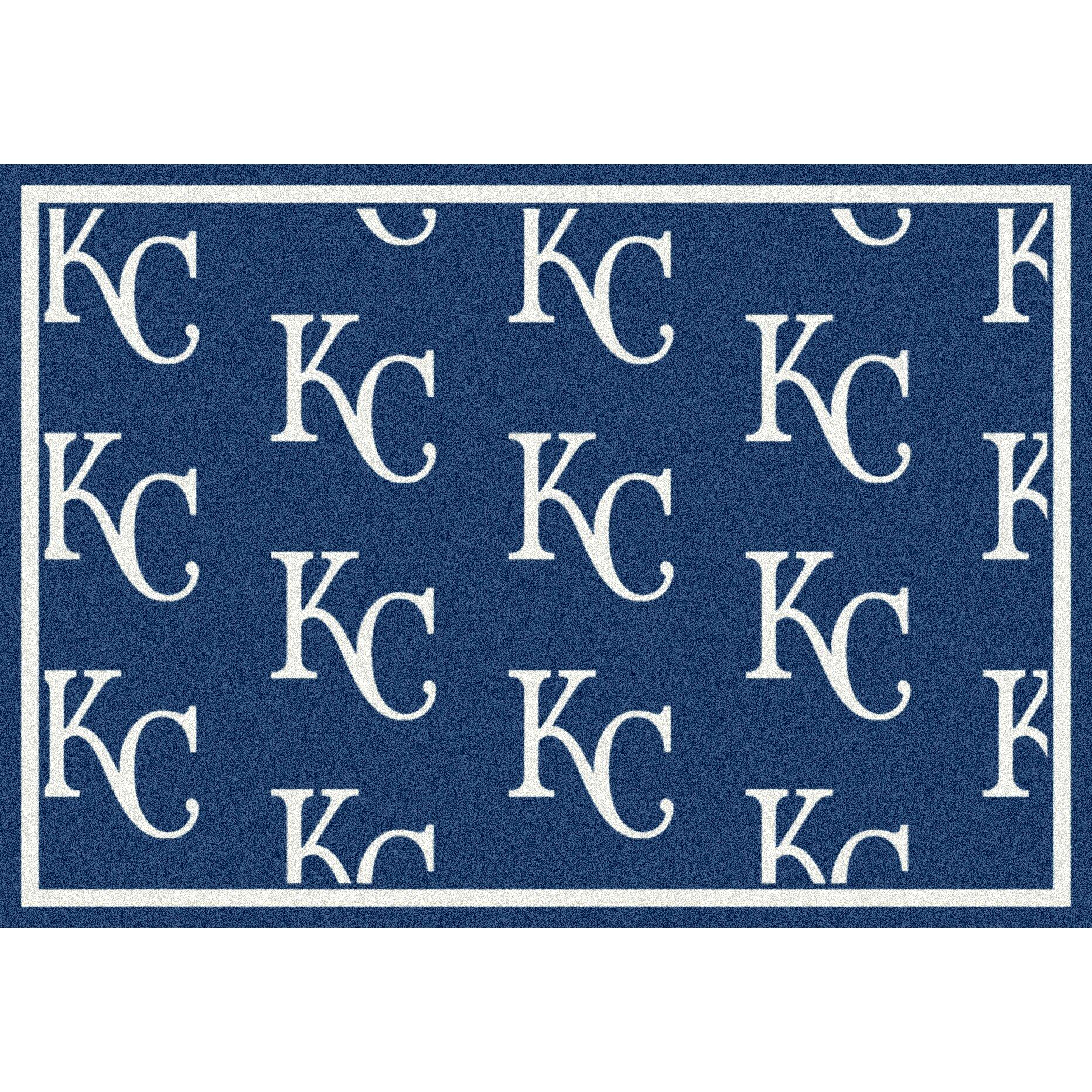 Superb Baseball Bathroom Rug MLB Team Repeat Kansas City Royals Baseball Novelty  Rug .