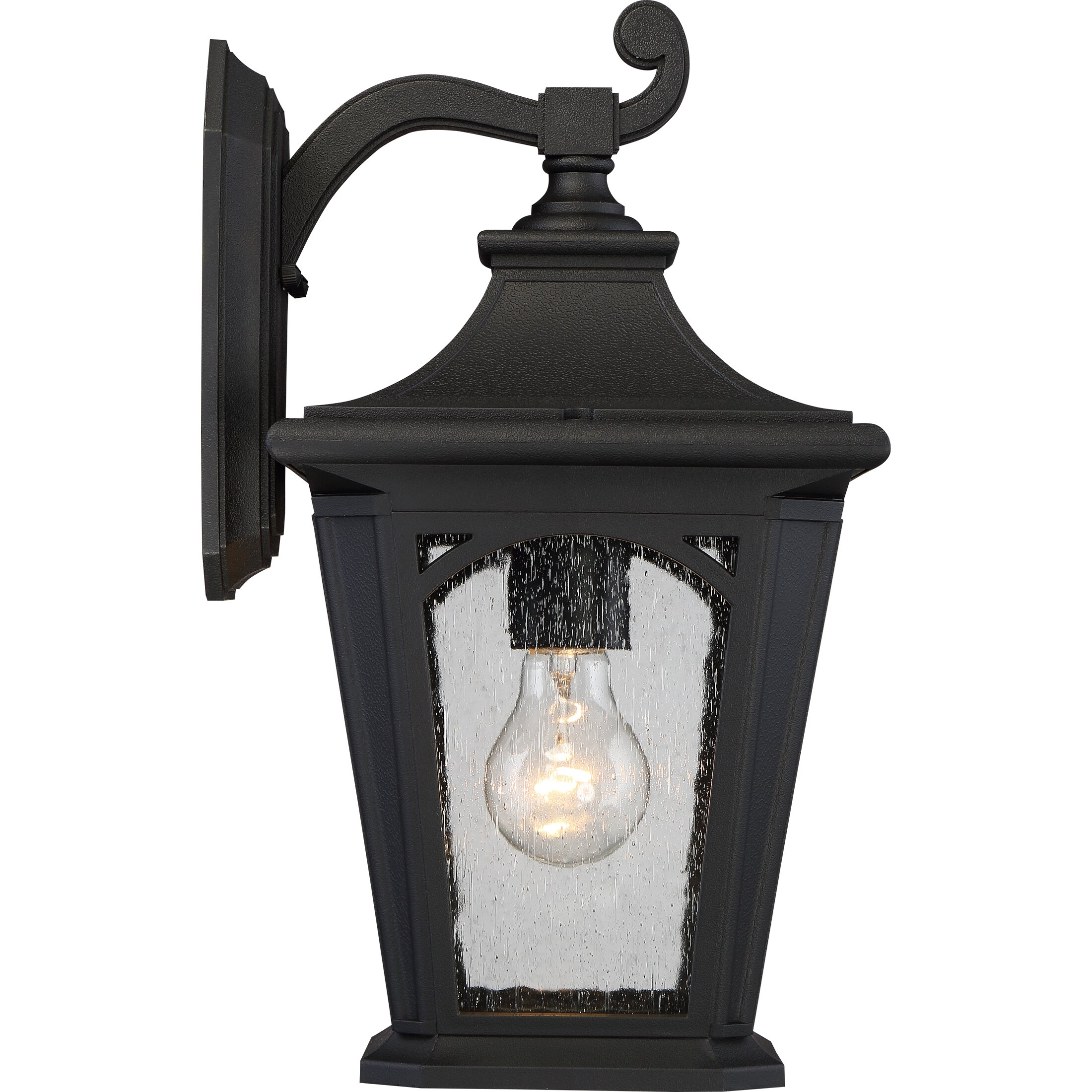 Armour 1 Light Outdoor Wall Lantern Wayfair