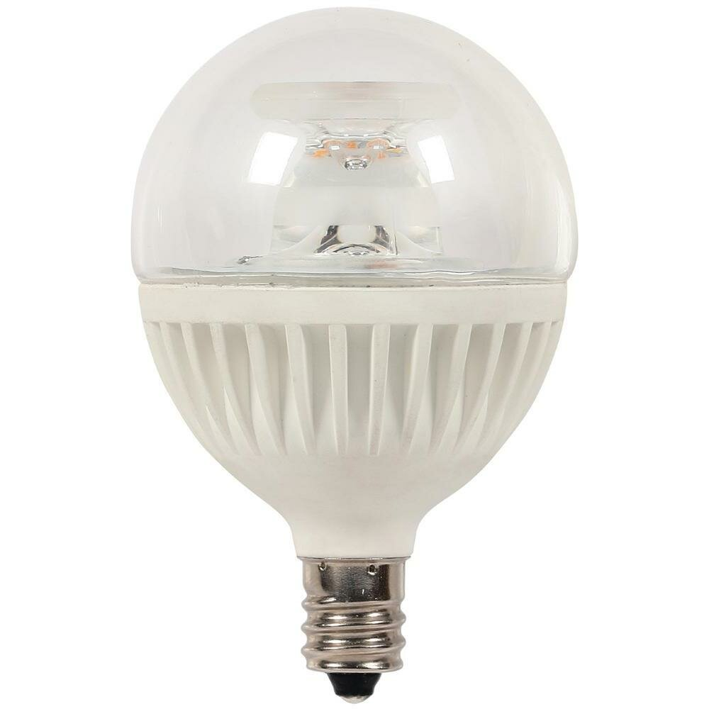 Candelabra Led Bulb: 7W Candelabra Base LED Light Bulb
