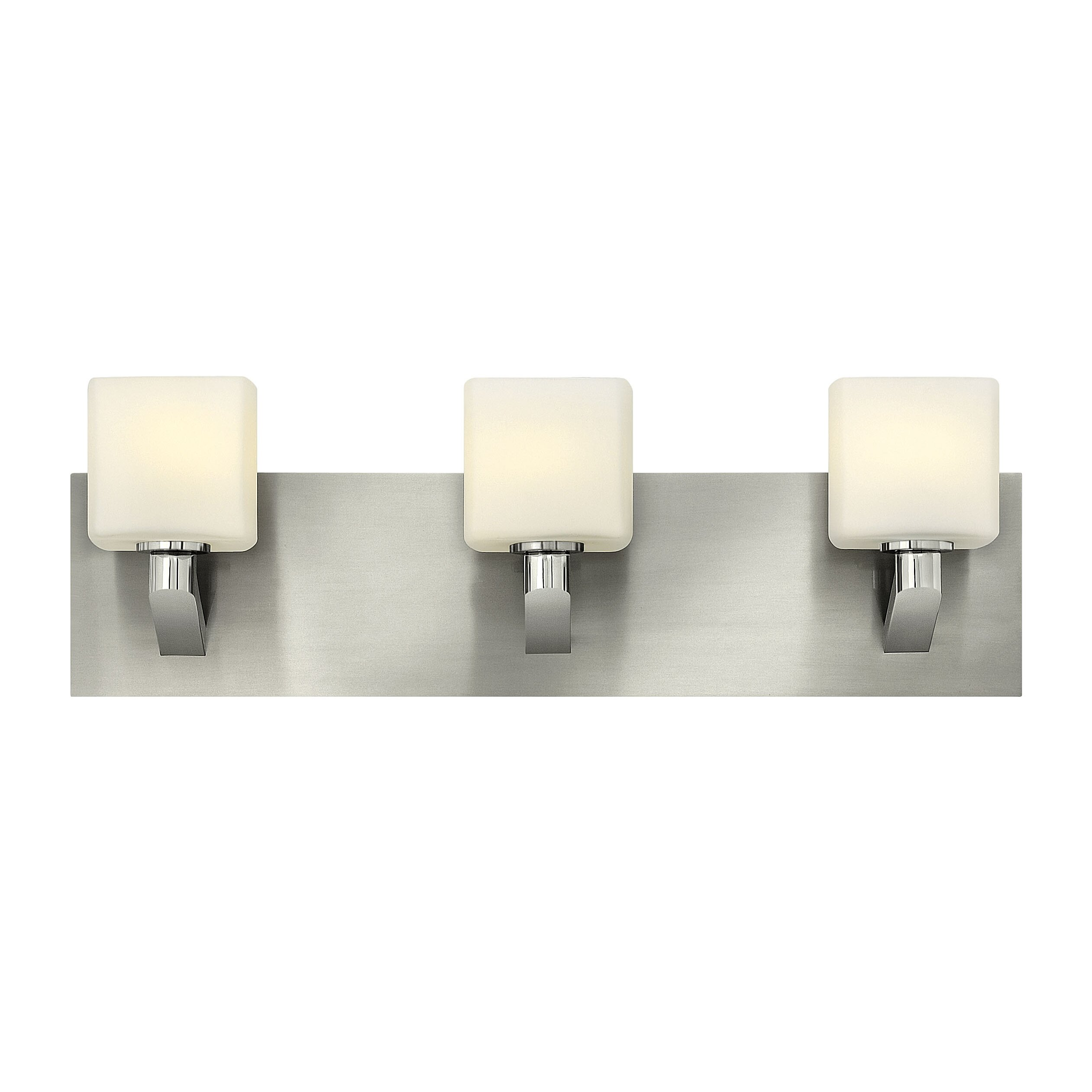 Sophie 3 light bath vanity light wayfair for Hinkley bathroom vanity lighting