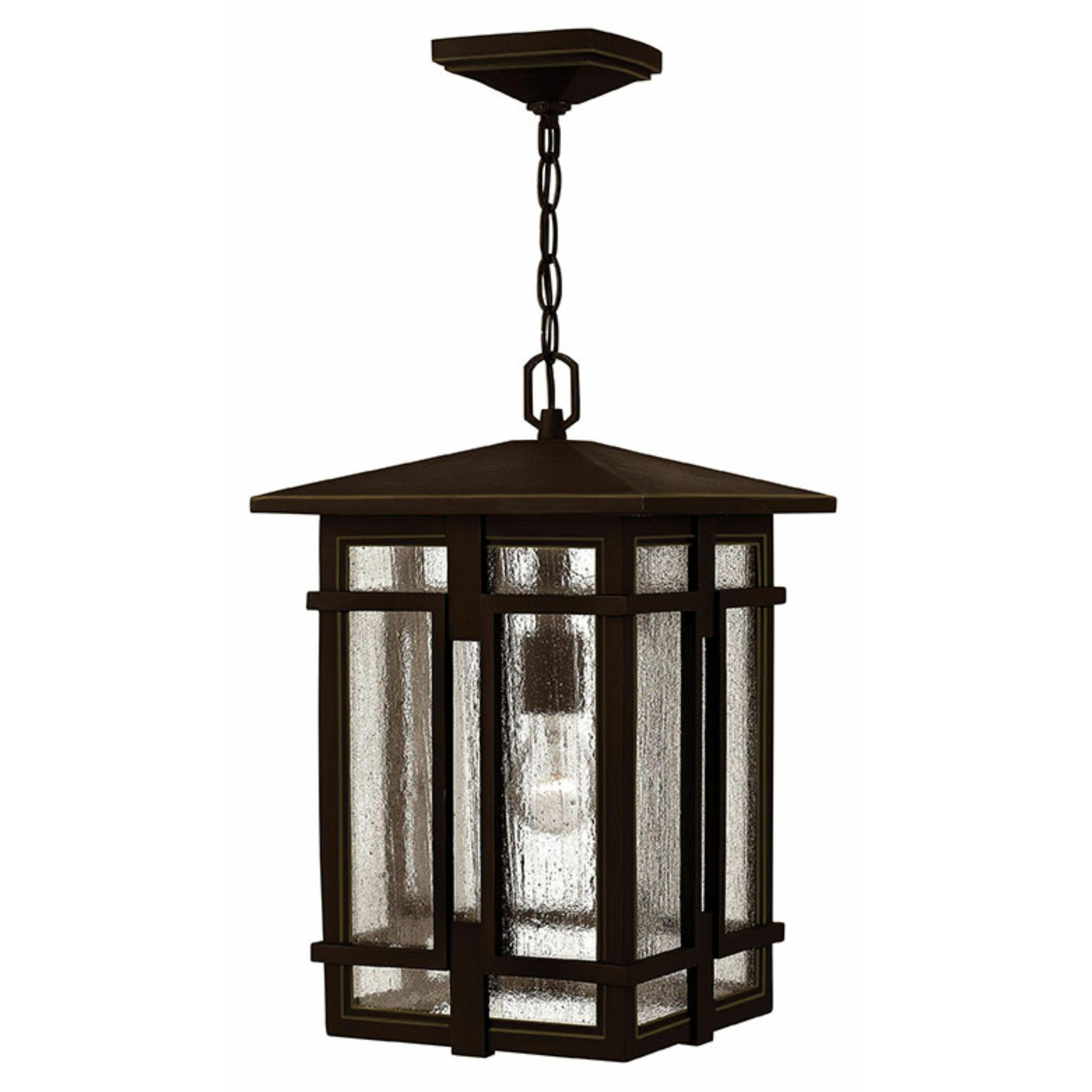 Tucker 1 Light Outdoor Hanging Lantern