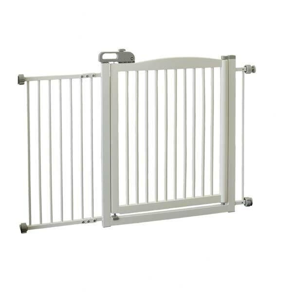 Richell Richell One Touch Wide Pressure Mounted Pet Gate
