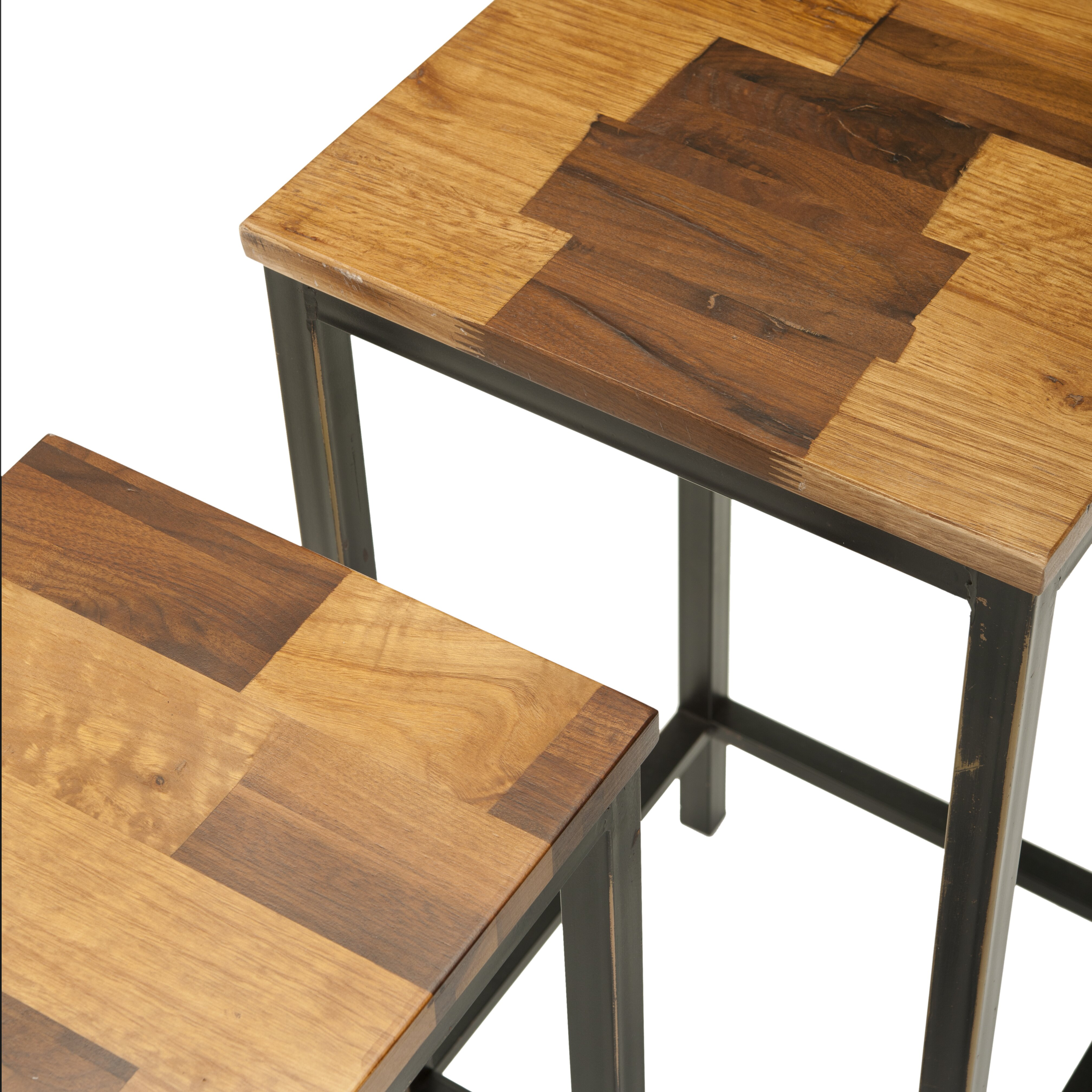 Safavieh Ivan 2 Piece Nesting Tables & Reviews Wayfair. Full resolution  photo, nominally Width 4032 Height 4032 pixels, photo with #A46D27.