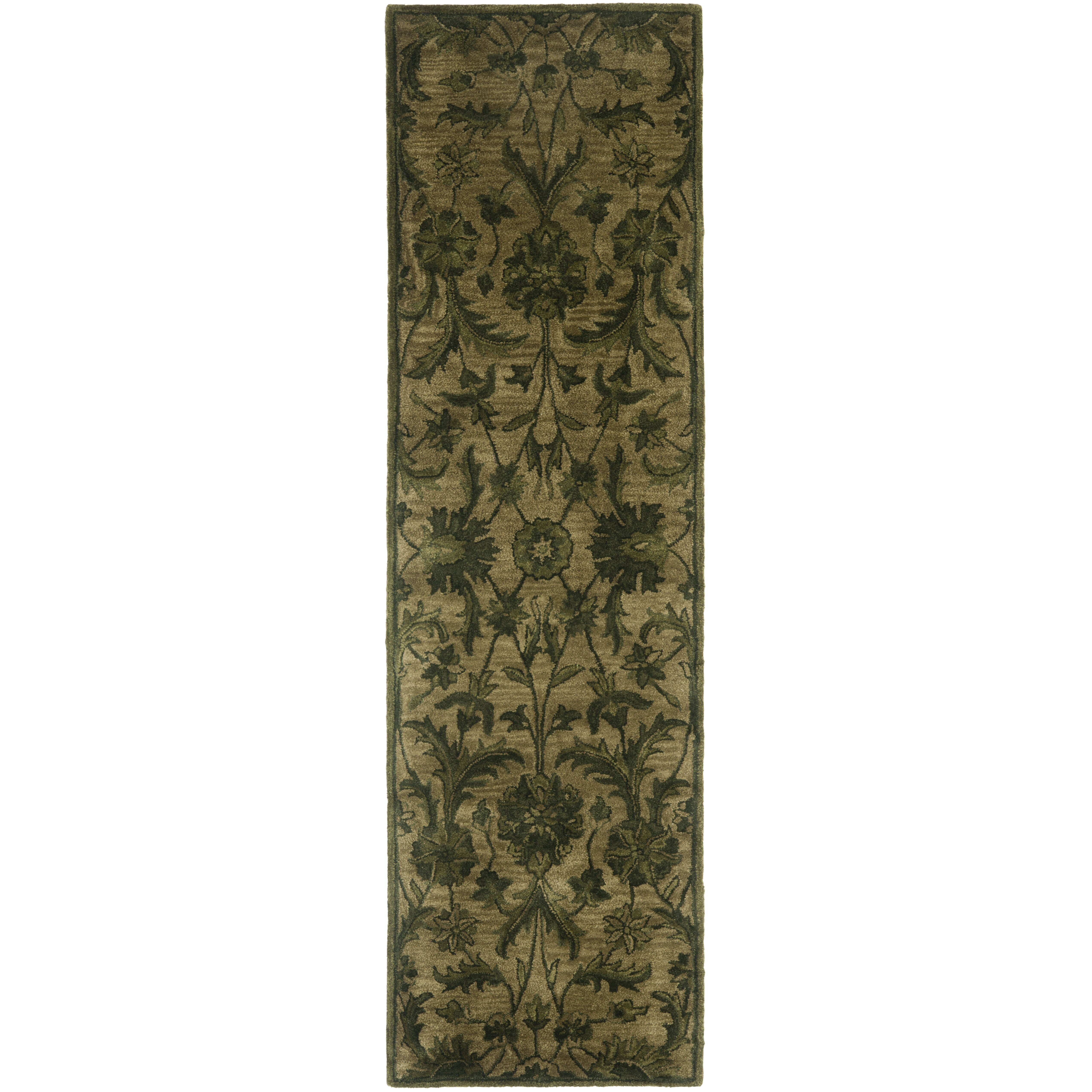 Safavieh Antiquity Olive/Green Area Rug & Reviews