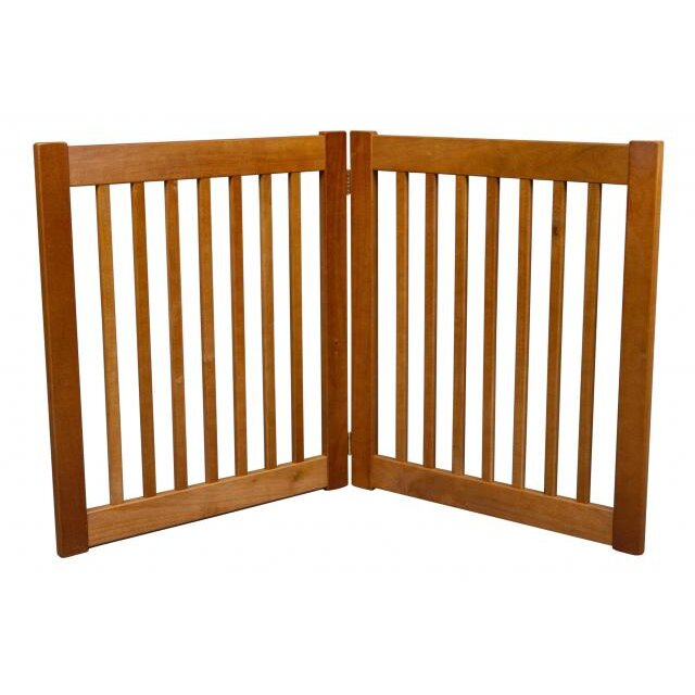 free standing gate for stairs 2