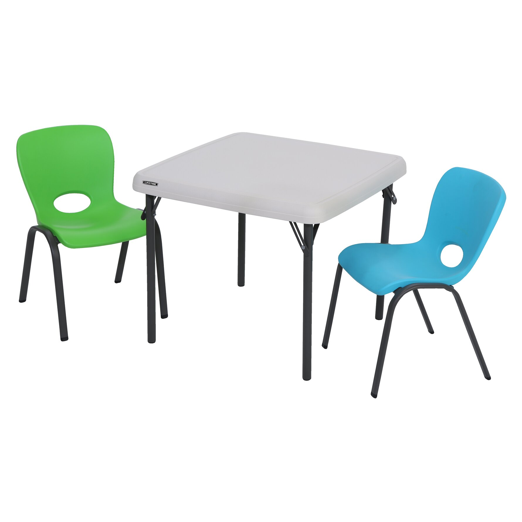 Lifetime Square Folding Table picture on 24 Square Folding Table 80425 LXT1325 with Lifetime Square Folding Table, Folding Table 61434336175af359217b55c4119f600e