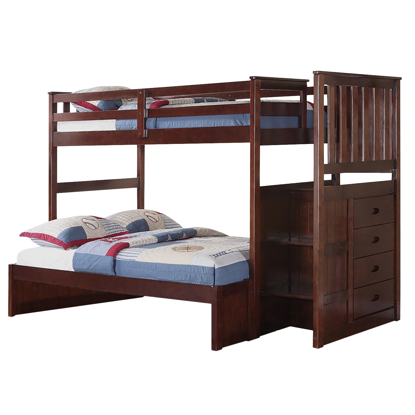 Nebraska Furniture Mart Bunk Beds Nebraska Furniture Mart Bunk Beds Prescott Twin Over Twin