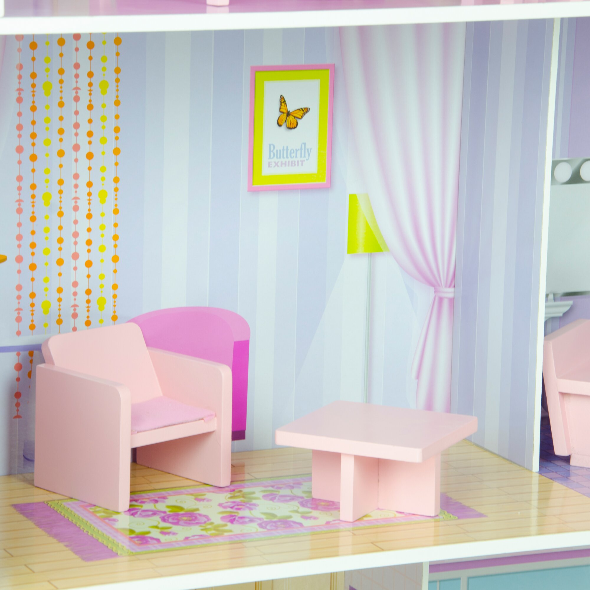 Teamson Kids Fancy Mansion Doll House Kyd A