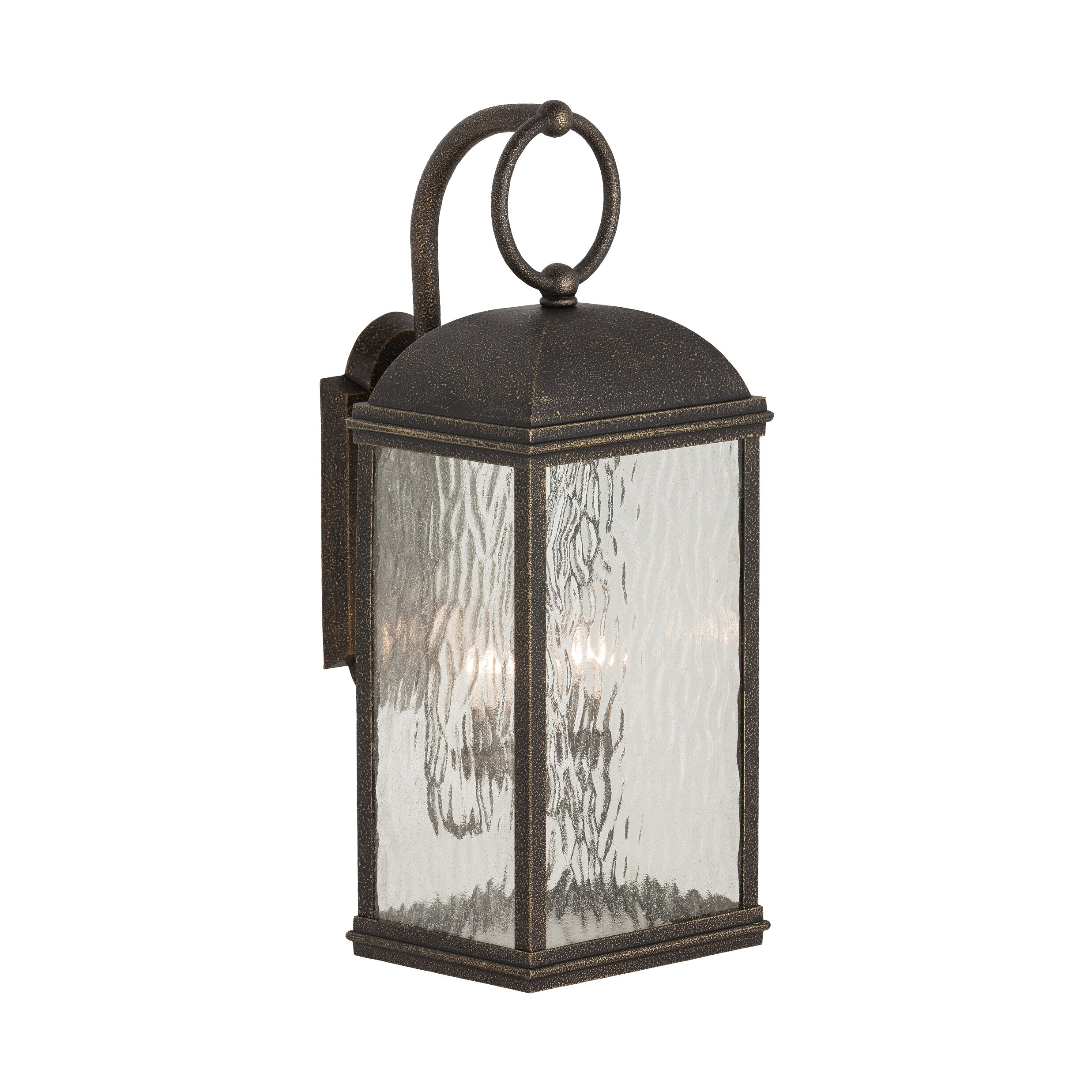 Sea Gull Lighting Branford 2 Light Outdoor Wall Lantern