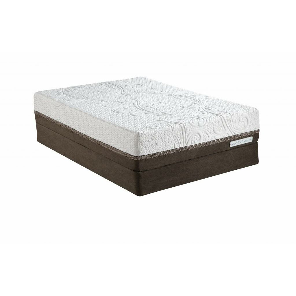 Acumen 12 gel memory foam mattress set wayfair Memory foam mattress set