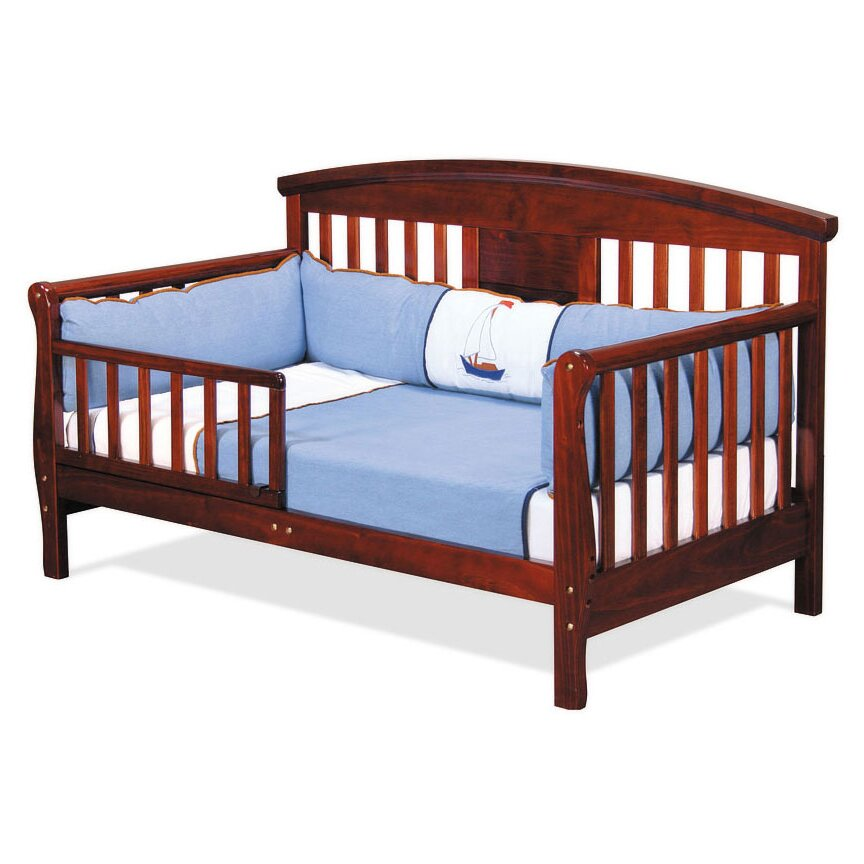 davinci elizabeth ii toddler bed 3