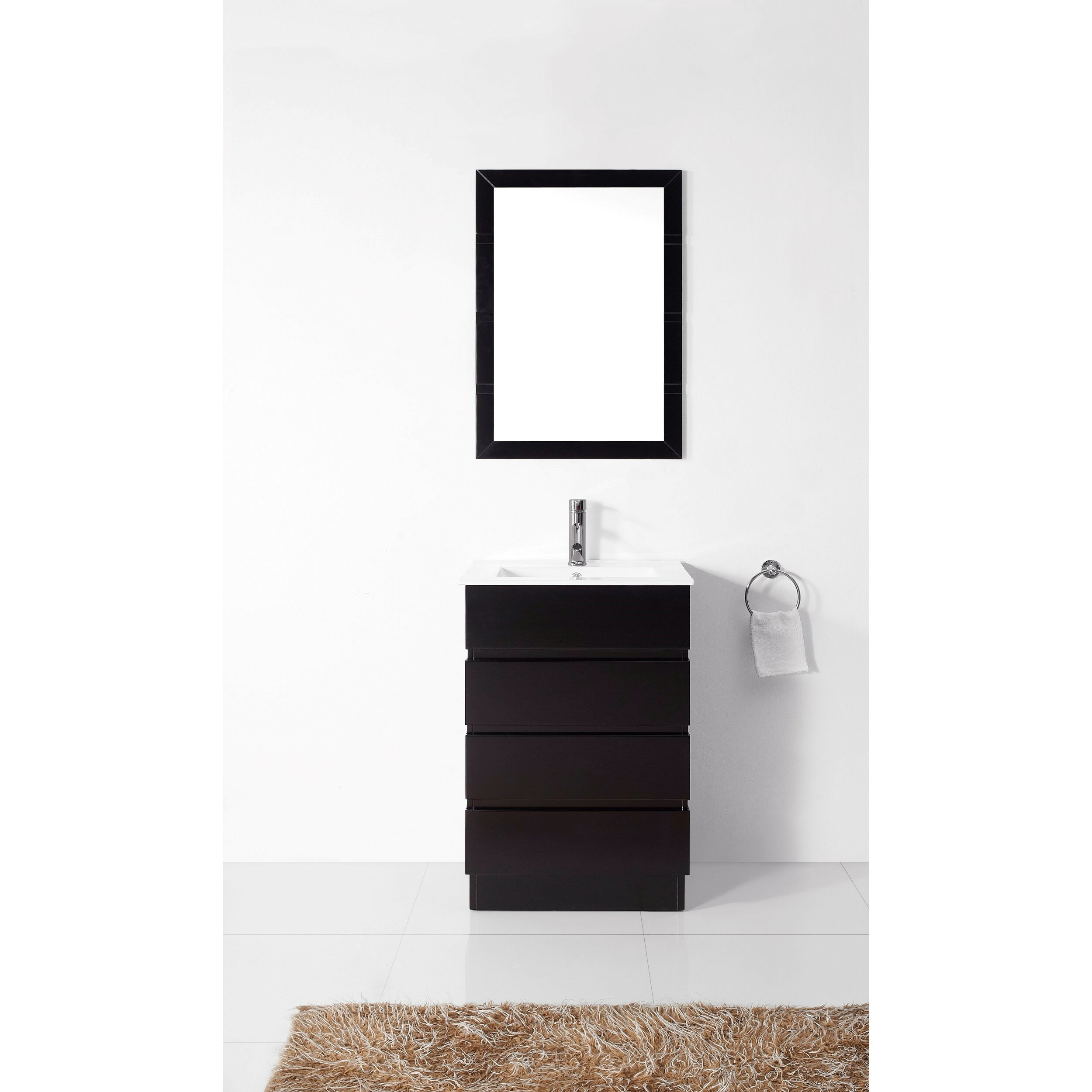 Model Ultra Modern Bathroom Mirrors  New Home Designs  Choose The Best