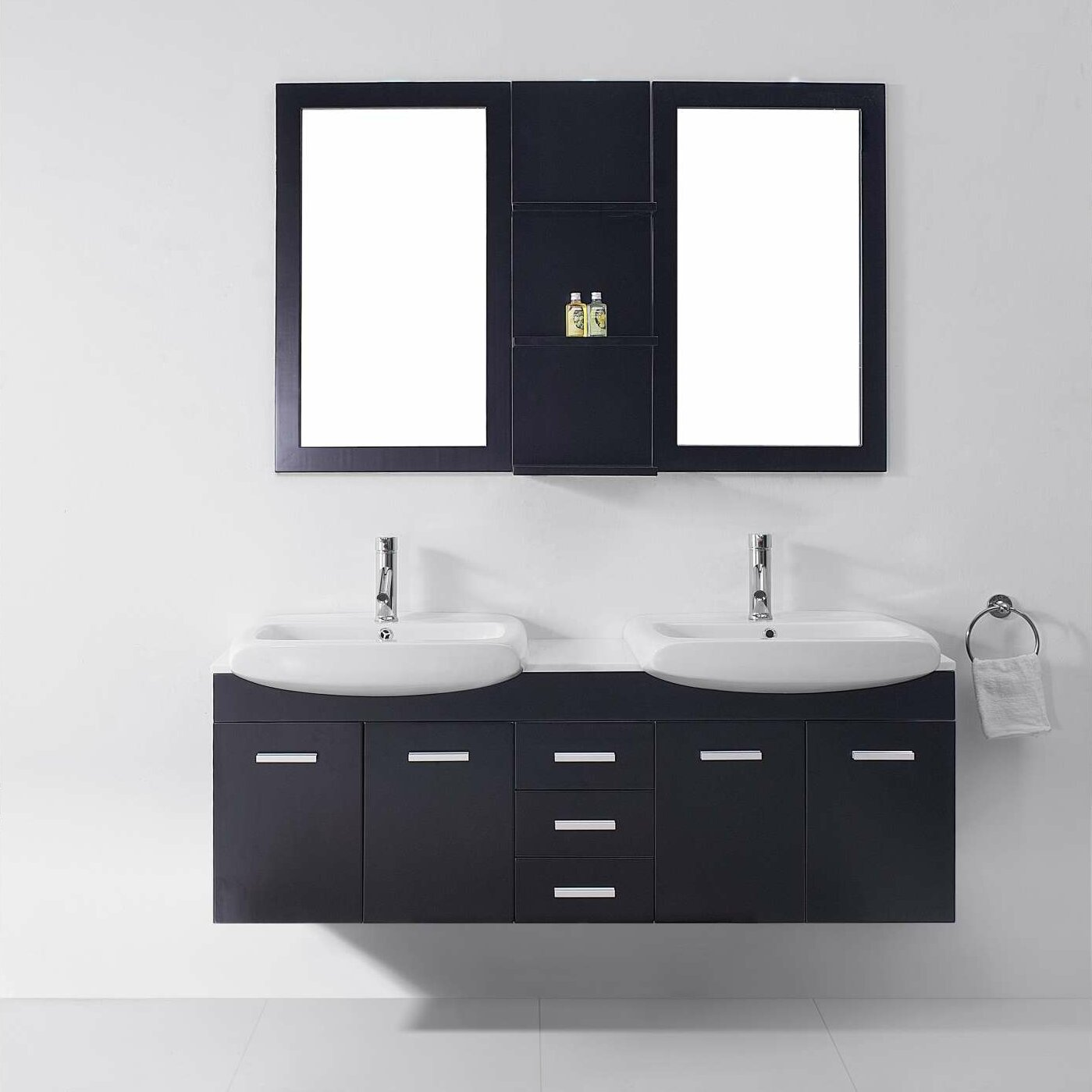 Amazing They Look Stunning And Classic With Ornaments, And Will Be A Perfect Decoration In A Romantic Bathroom 5 Multimirrors For An Ultramodern And Stylish Bathroom, Dont Be Hesitate To Add One Multimirrors Or Two They Are Rather