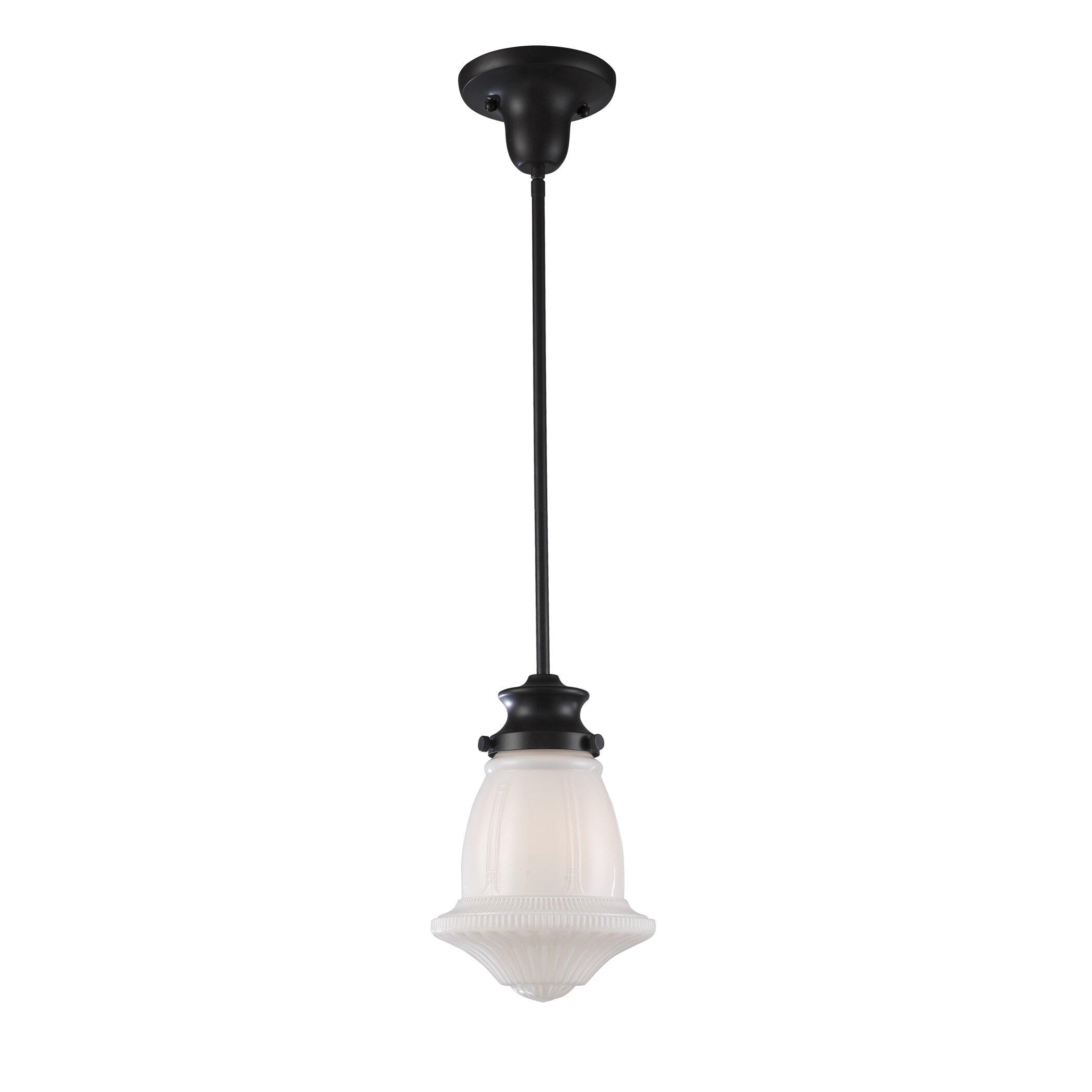 sc 1 th 225 & Schoolhouse Pendant Lighting azcodes.com