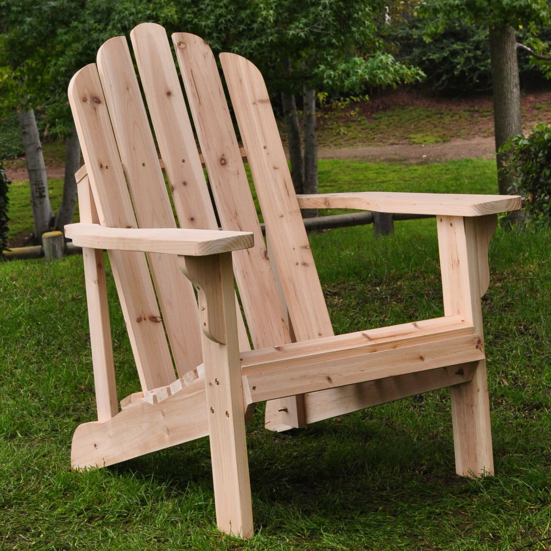 Shine pany Inc Marina Adirondack Chair & Reviews