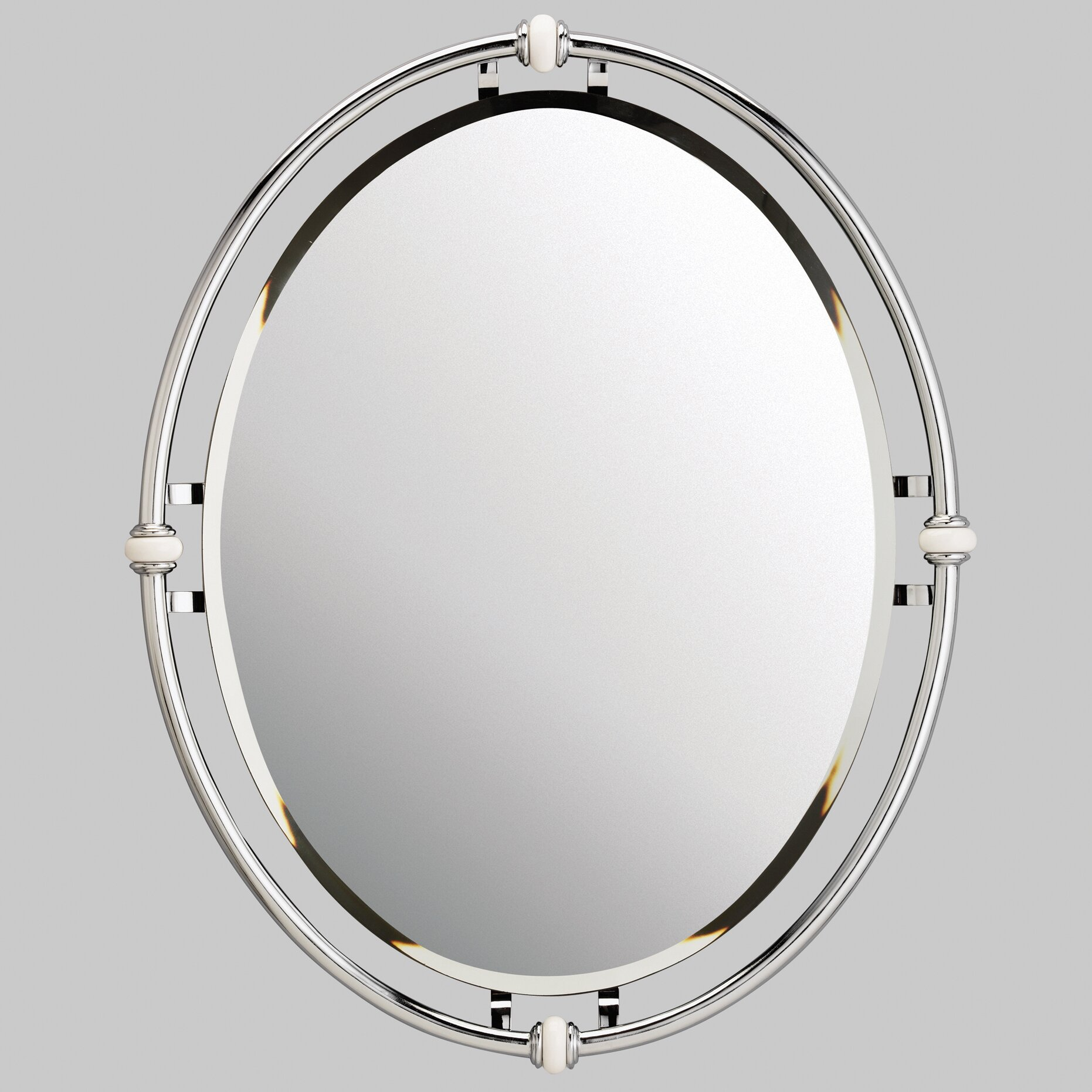 Wayfair Oval Bathroom Mirrors 28+ [ Kichler Bathroom Mirrors ] | Kichler  Lighting Beveled