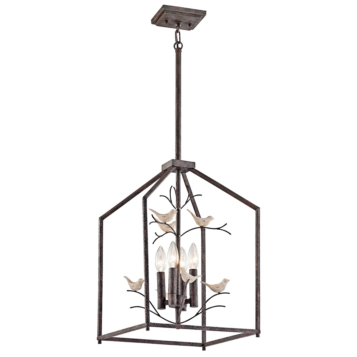 Kichler Tippi 4 Light Indoor Pendant Amp Reviews