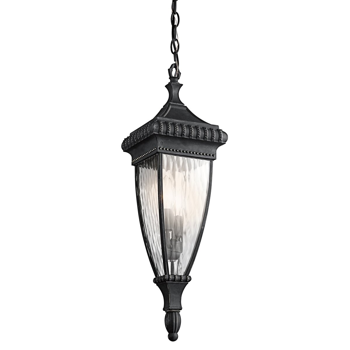 Kichler Venetian Rain 2 Light Foyer Pendant & Reviews