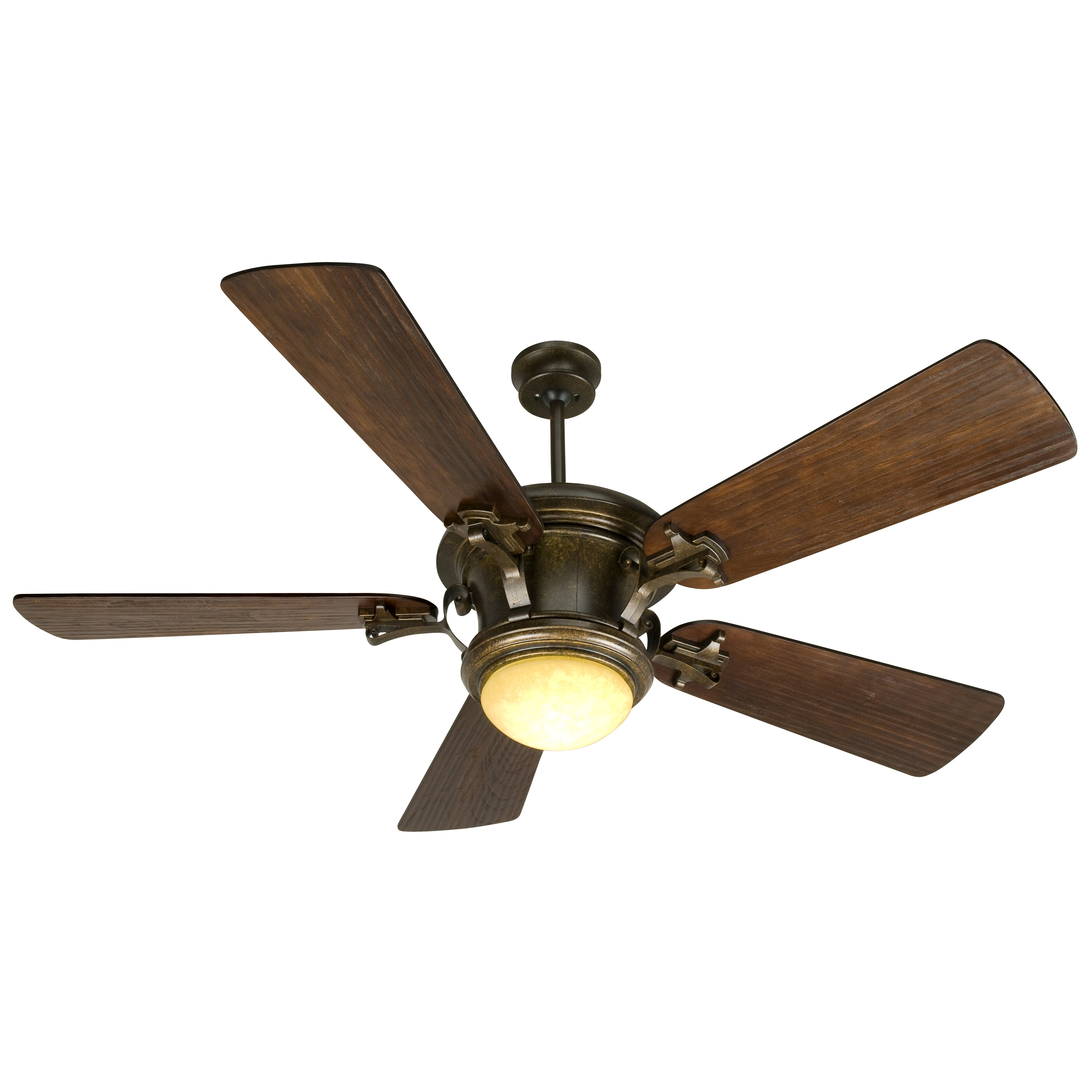 """Craftmade 54"""" Amphora Ceiling Fan With Remote & Reviews"""