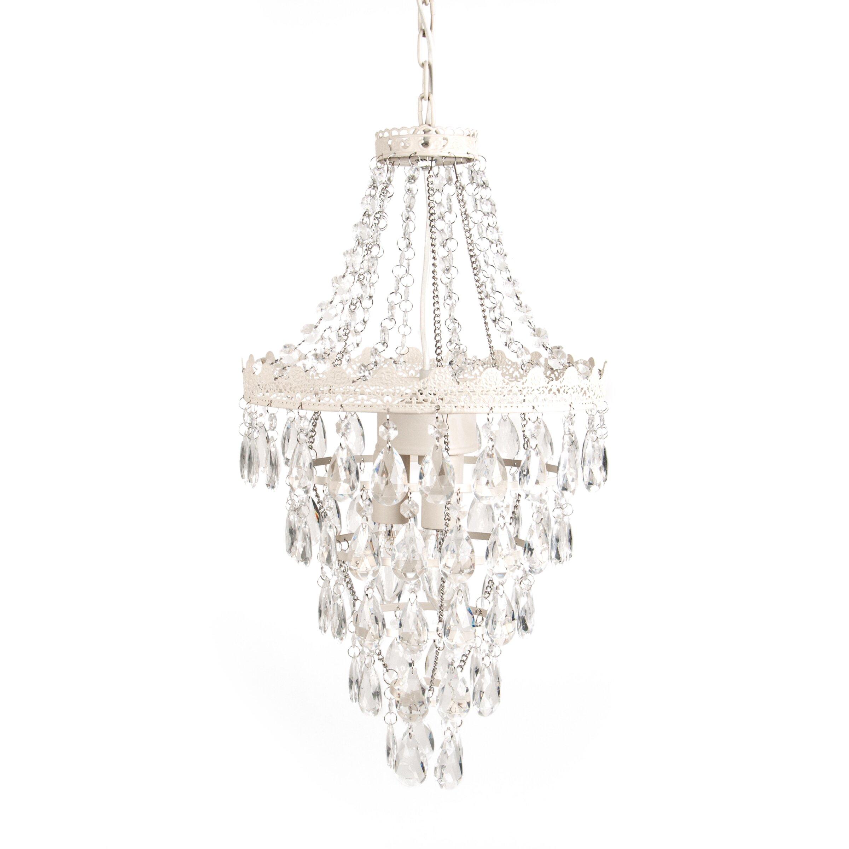 baby three table in white chandelier bulb dp lamp diamond com amazon tadpoles