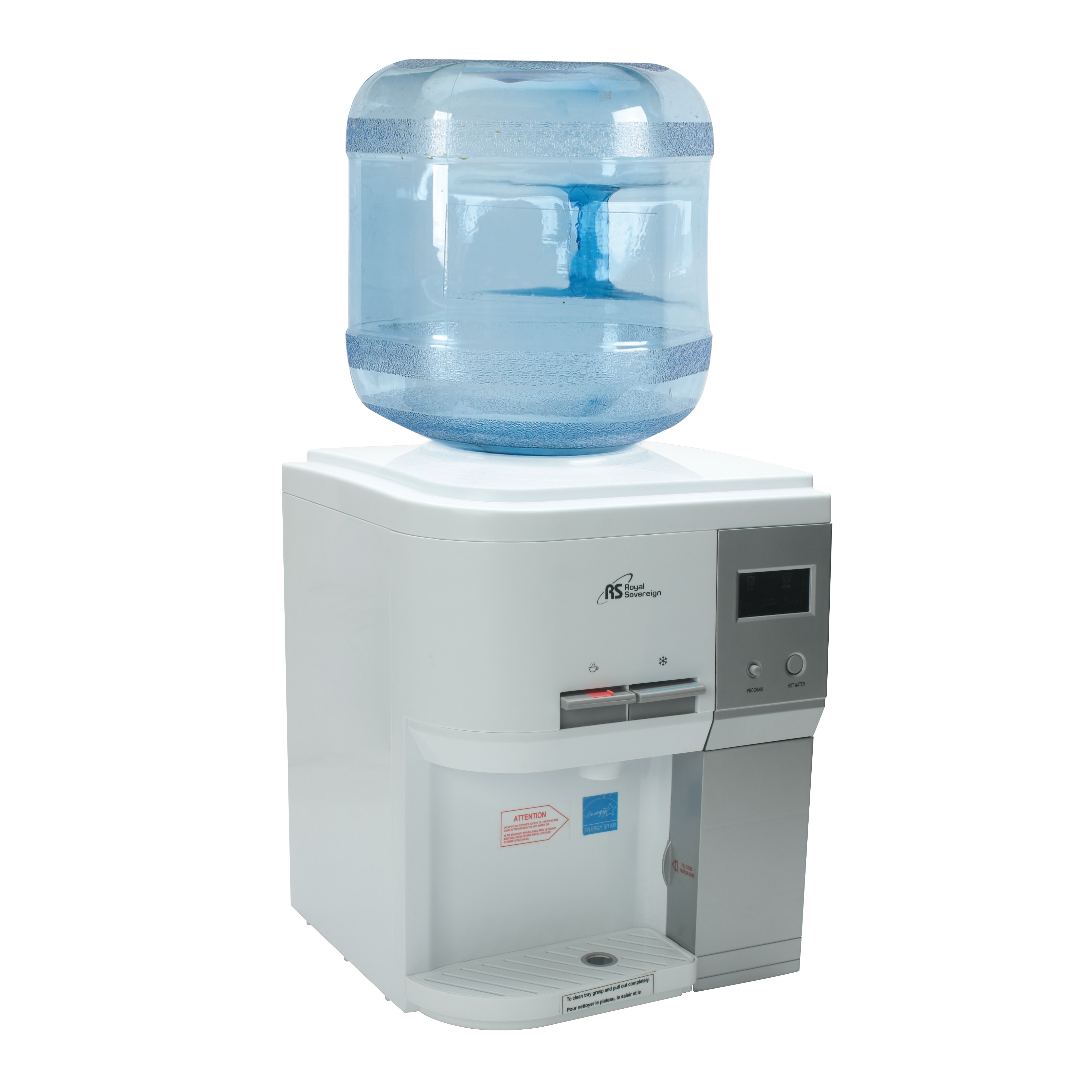... Intl Inc Countertop Hot/Cold and Room Temperature Water Dispenser