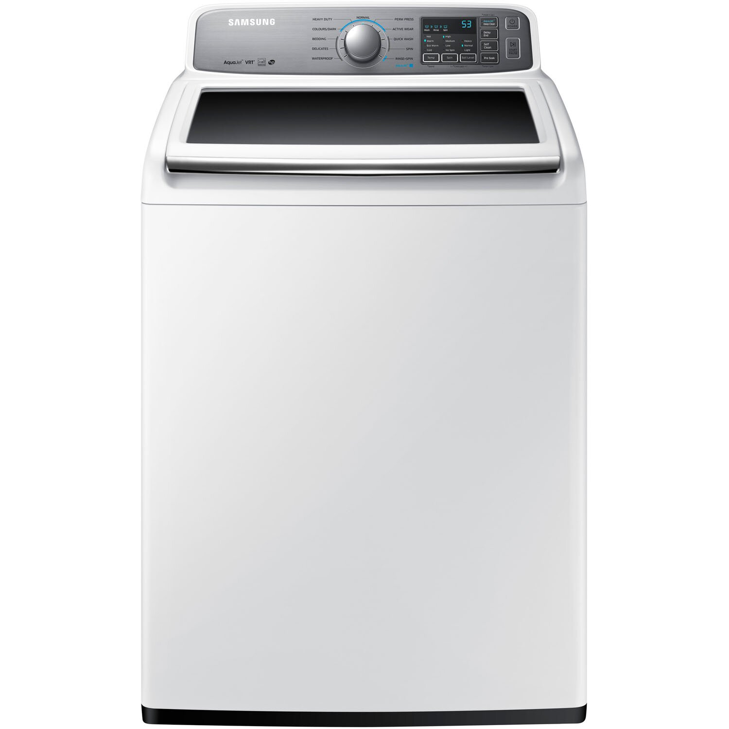 Regular Washer Vs He Washer Samsung Cu Ft Top Loading Washer Wahaw
