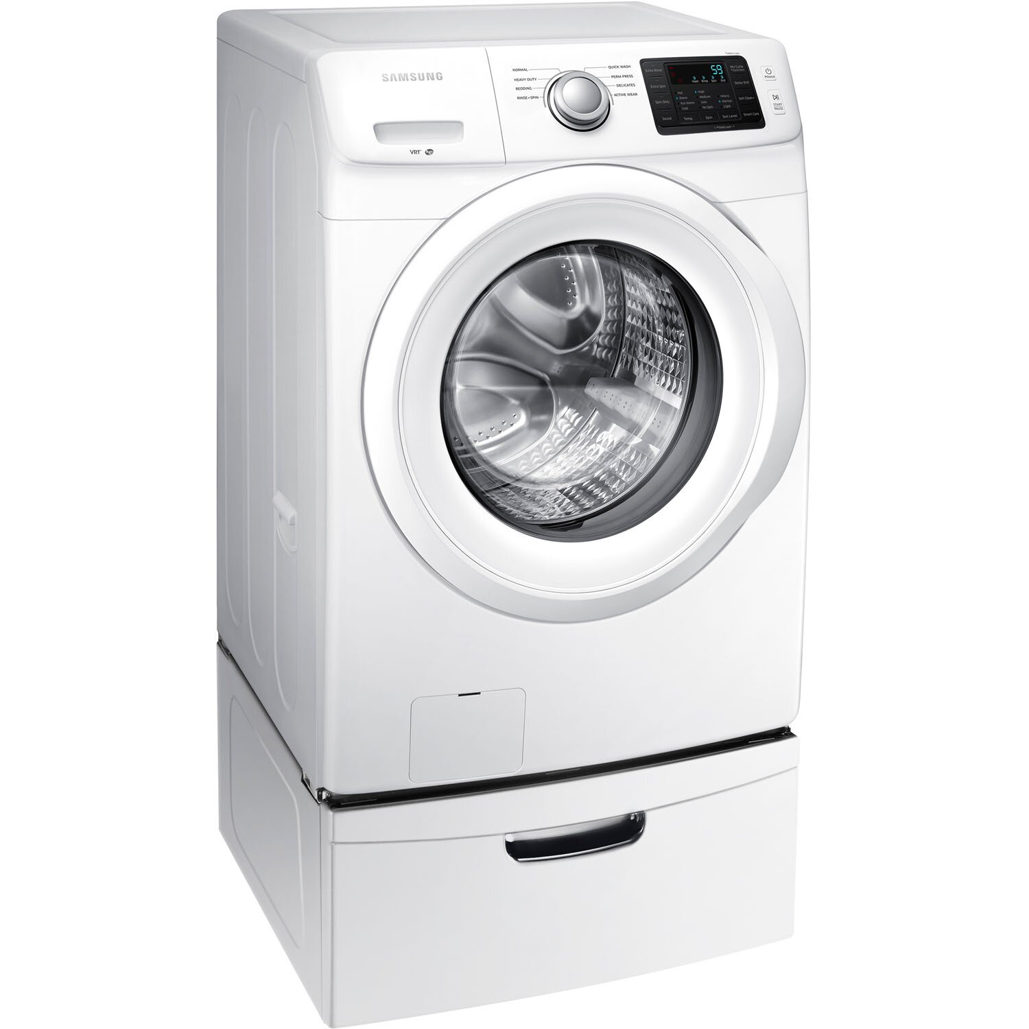 Regular Washer Vs He Washer Samsung Cu Ft Front Loading Washer Wfhaw