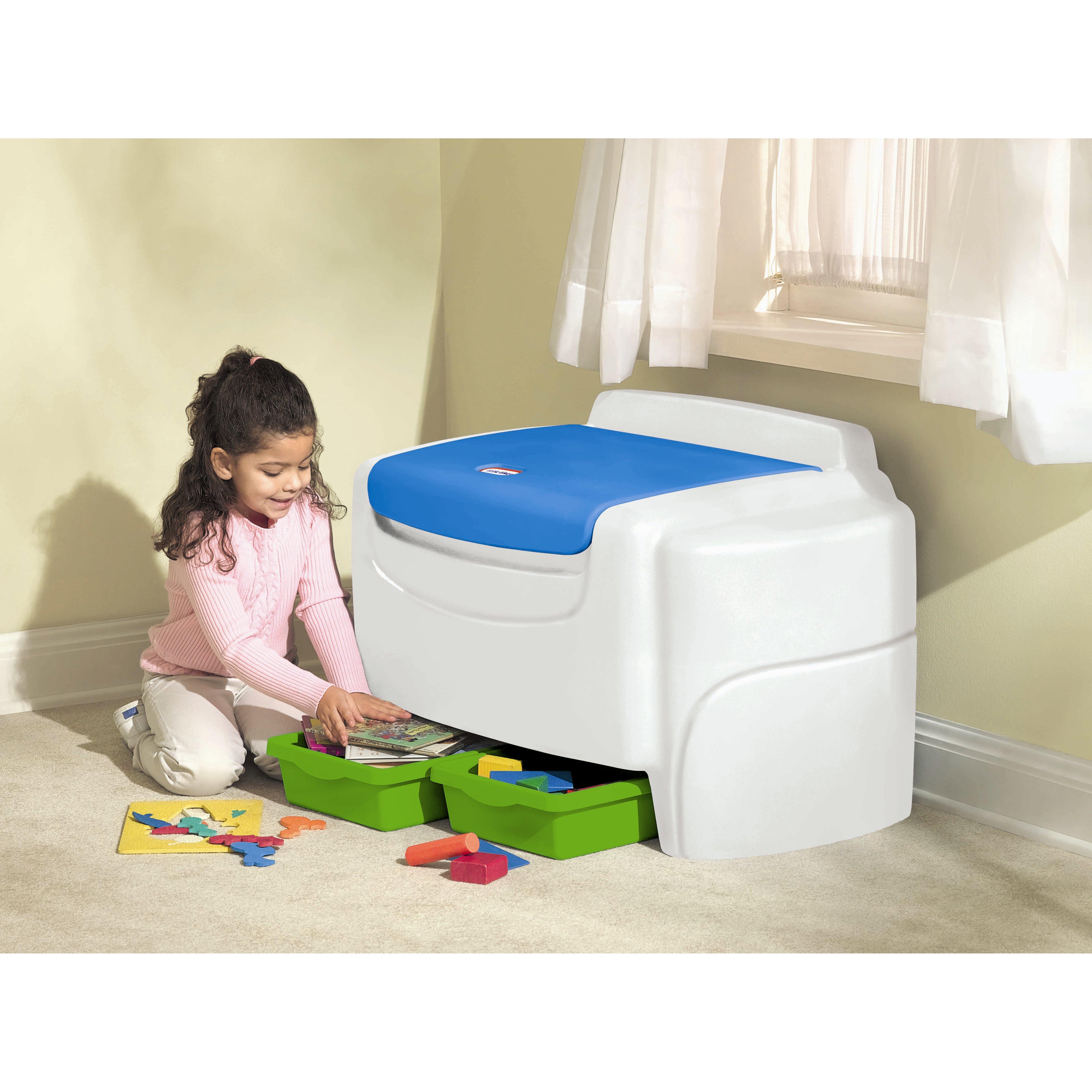 Little Tikes Sort N Store Toy Box Amp Reviews Wayfair