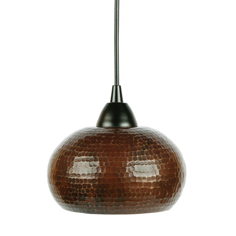 Lighting Ceiling Lights Pendants Premier Copper Products SKU: IER1703