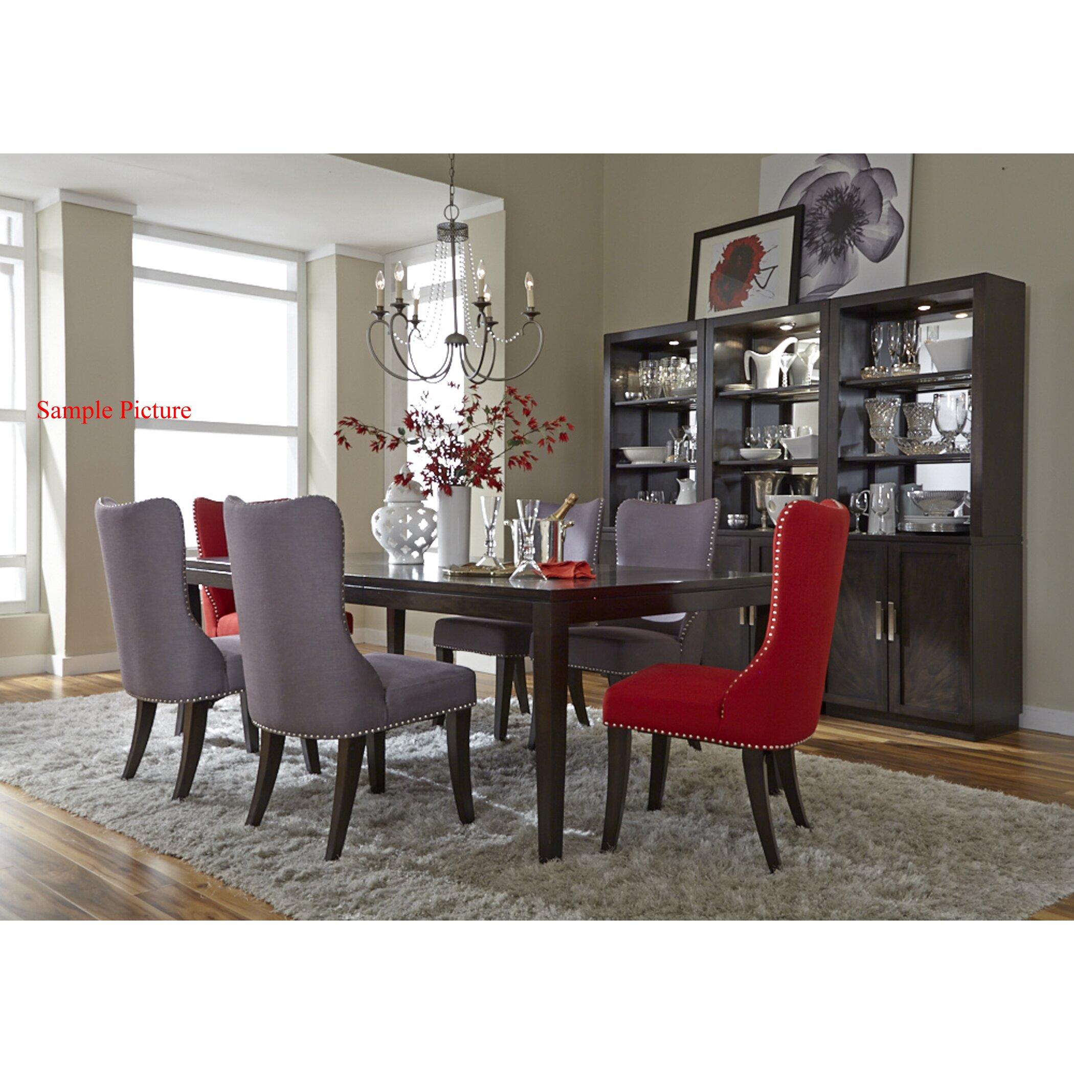 liberty furniture leg dining table  reviews  wayfair