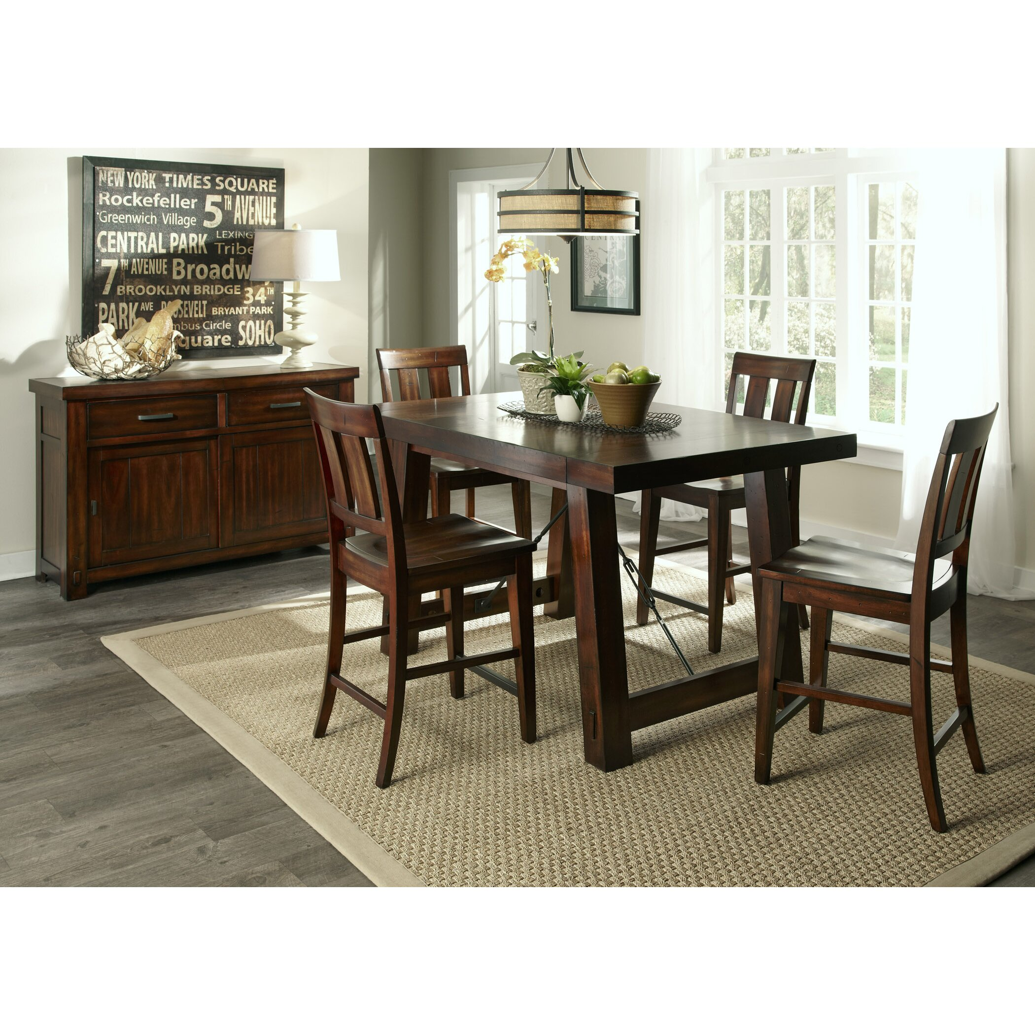 Livingston Counter Height Dining Table