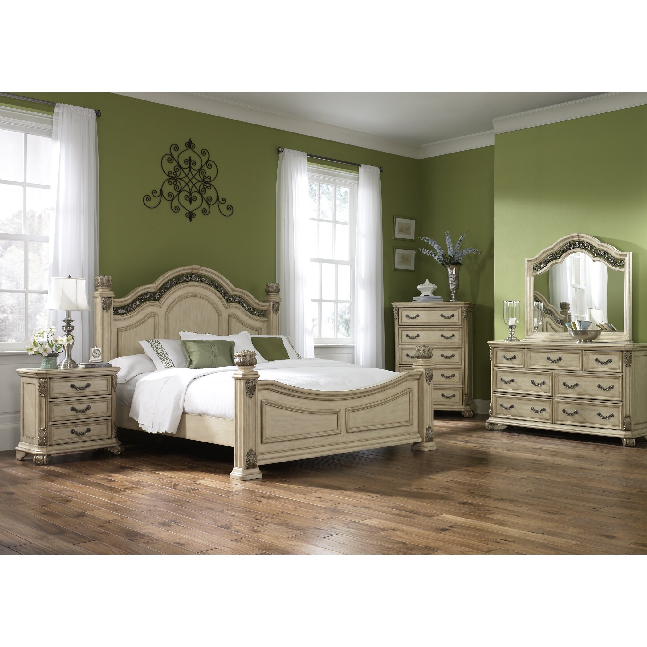 Kathy Ireland Bedroom Furniture Collection - Moncler-Factory ...