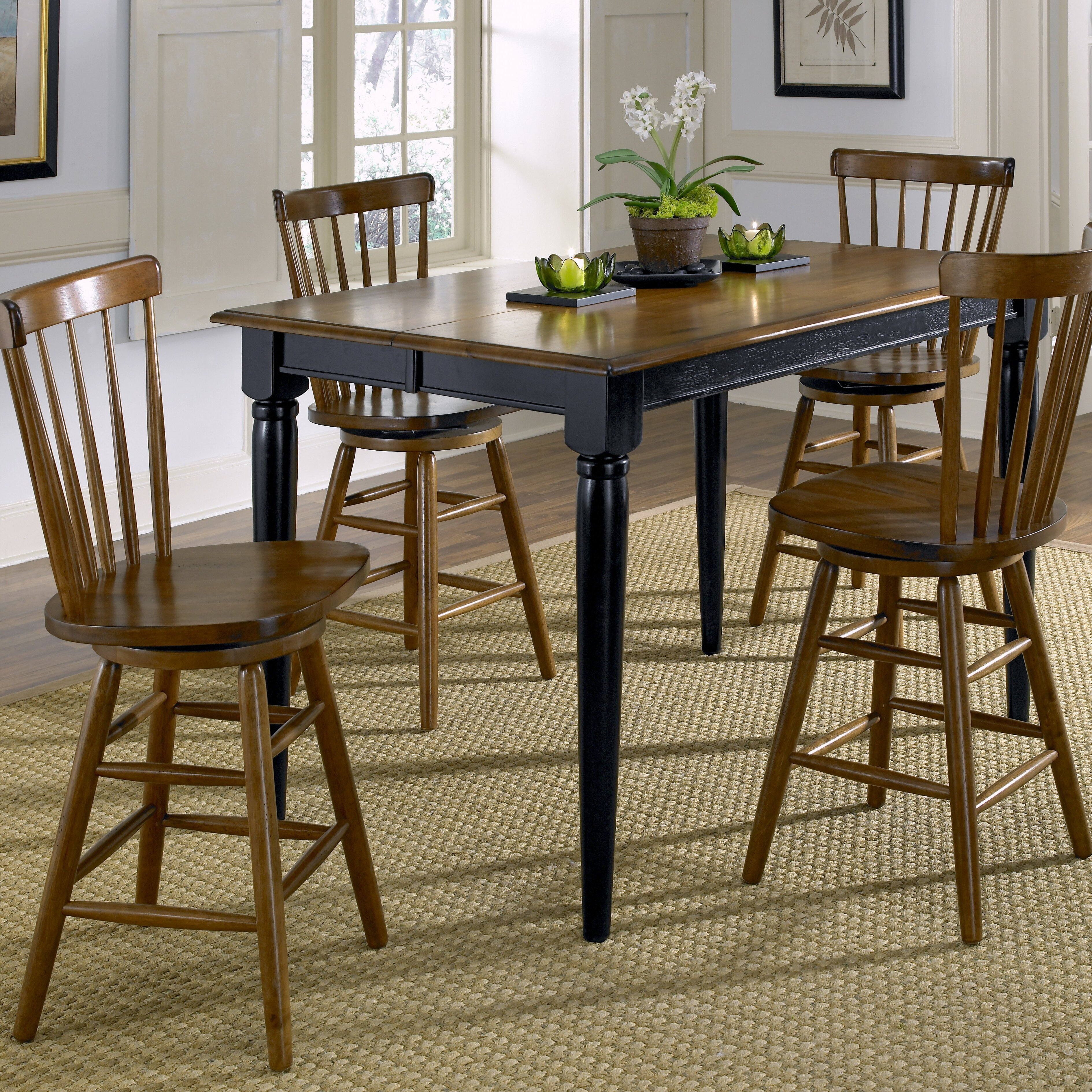 Liberty Furniture Creations II Casual Dining Gathering Table