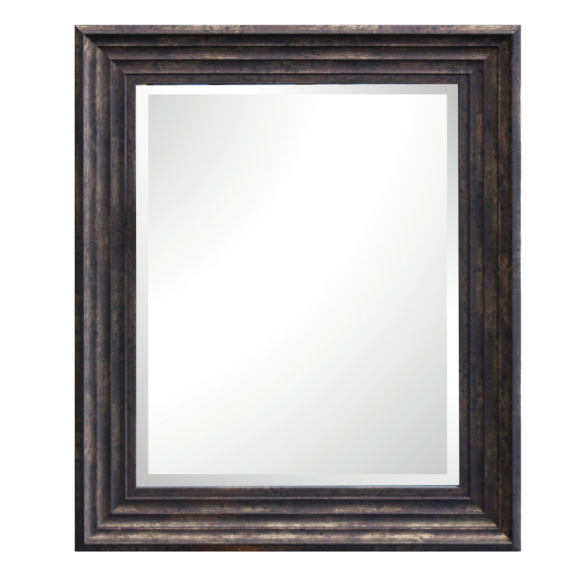 Yosemite Home Decor Framed Wall Mirror Reviews Wayfair