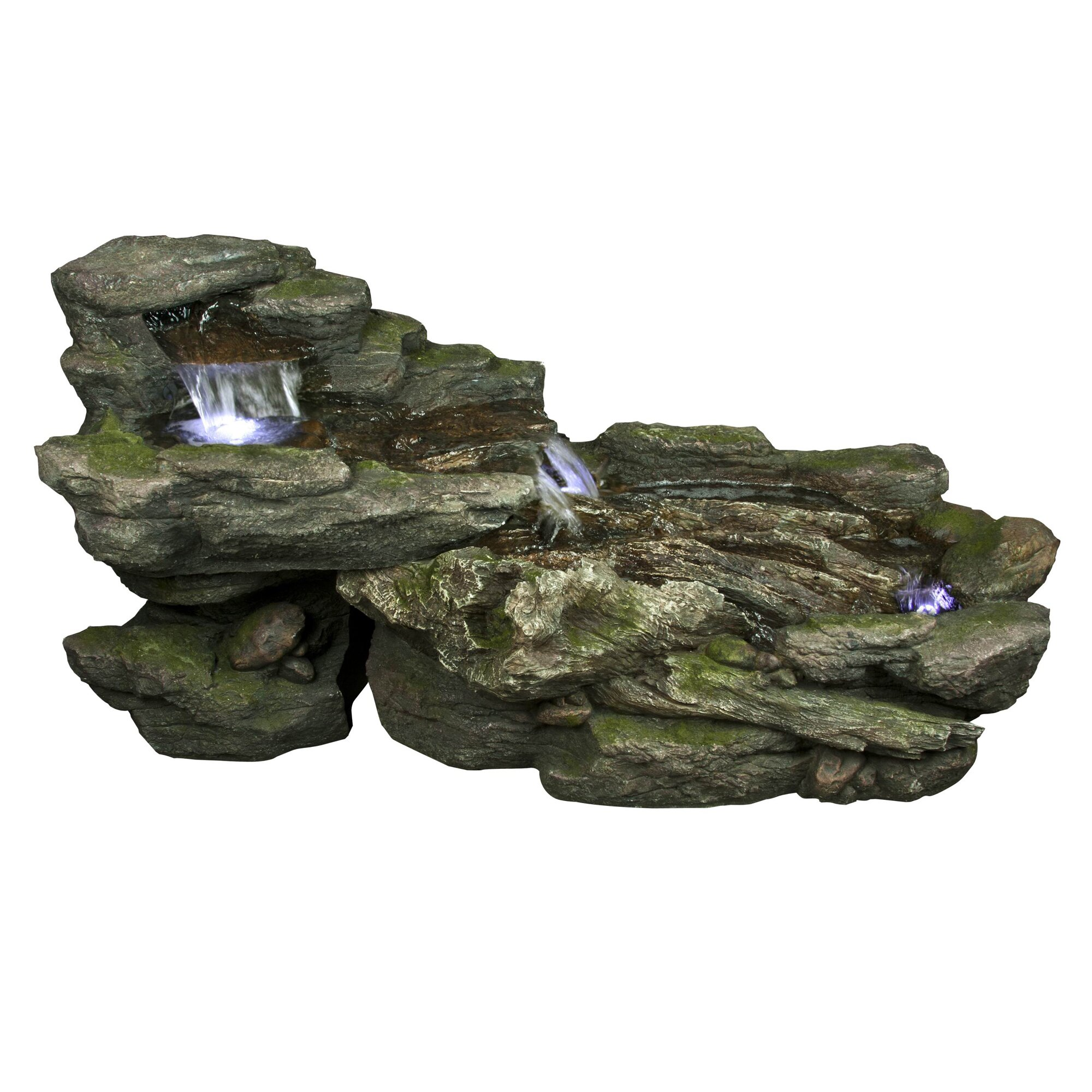 Home Decor Fountain: Yosemite Home Decor Cascading Fountain & Reviews