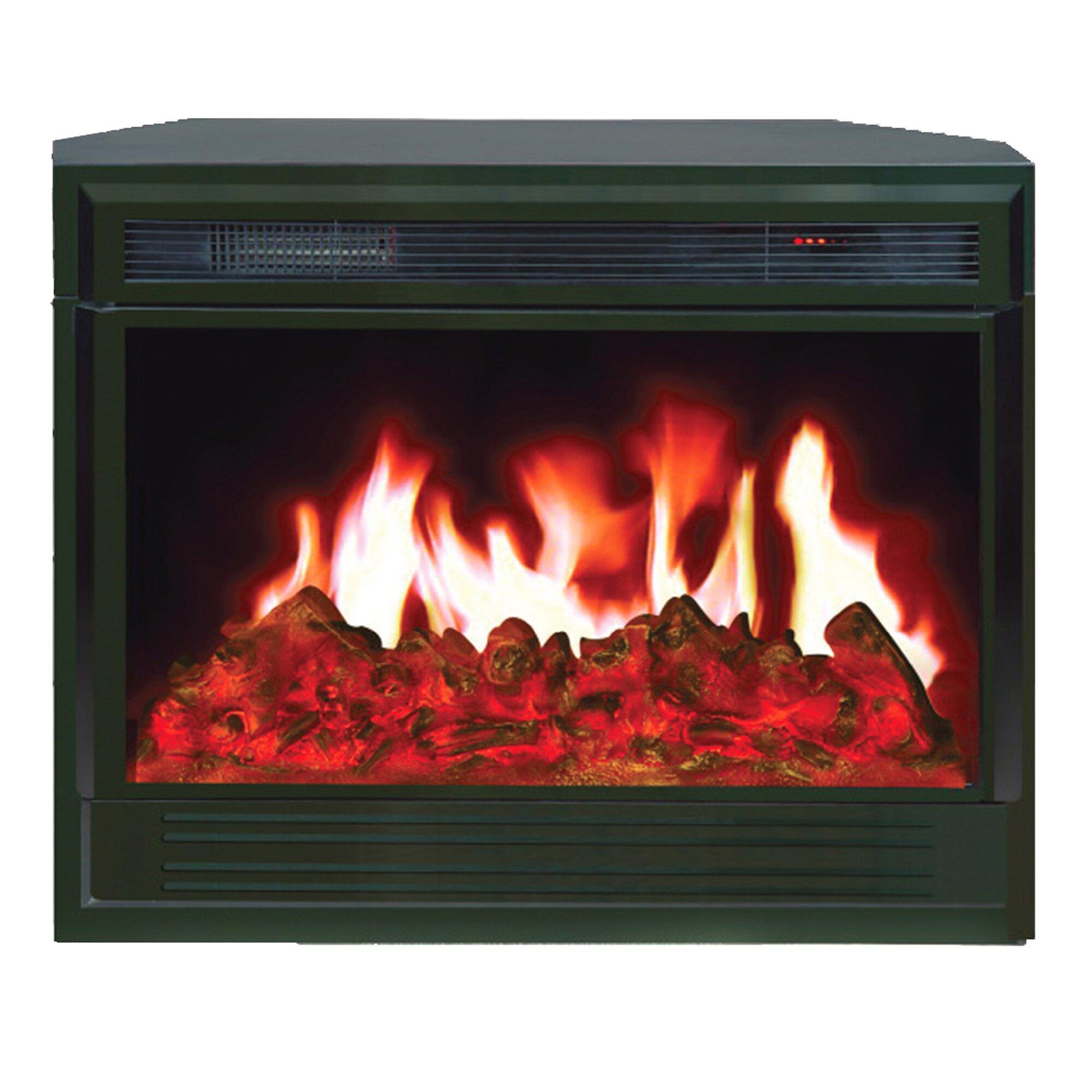 Hardy Insert Electric Fireplace Wayfair