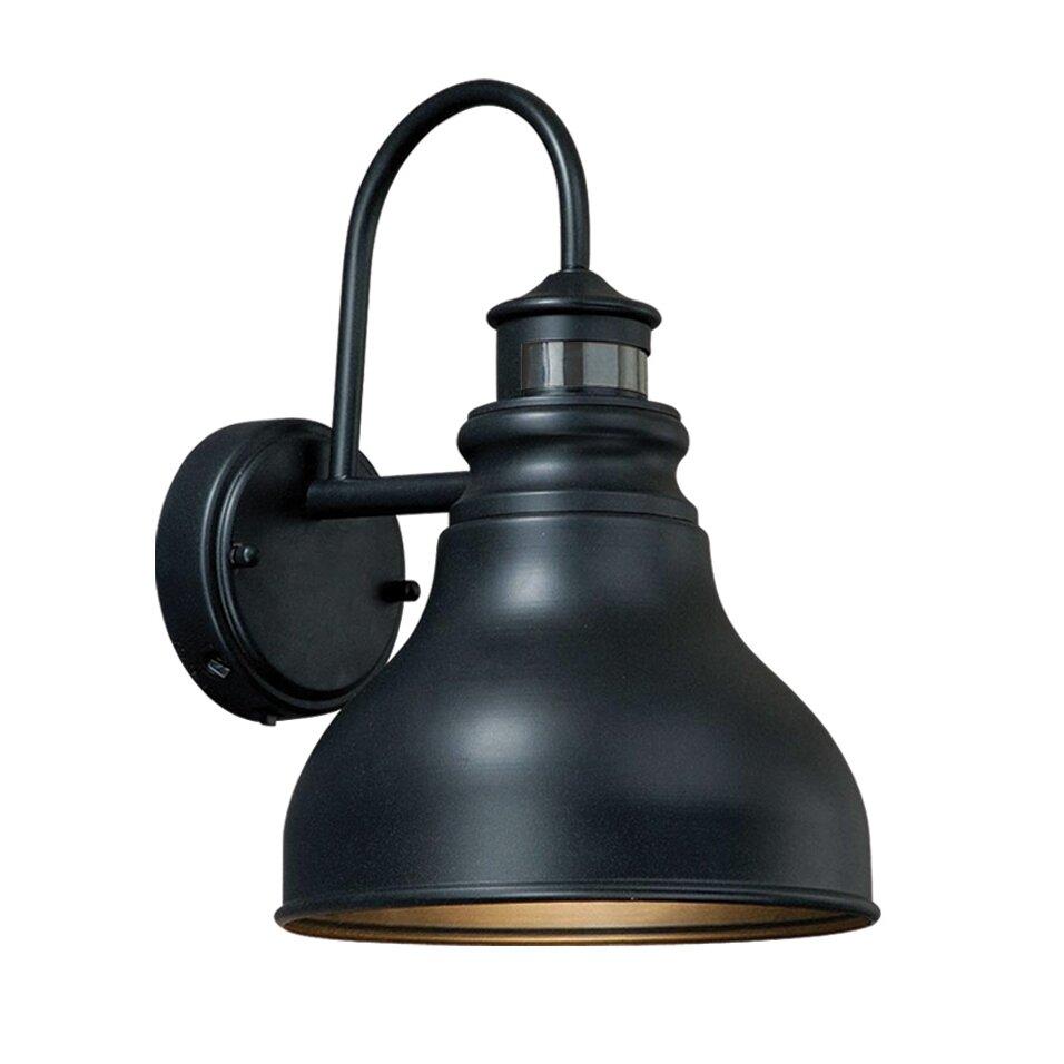 Vaxcel Franklin 1 Light Outdoor Barn Light & Reviews