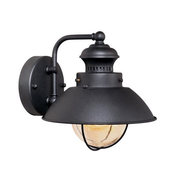 Vaxcel Nautical 1 Light Outdoor Barn Light & Reviews