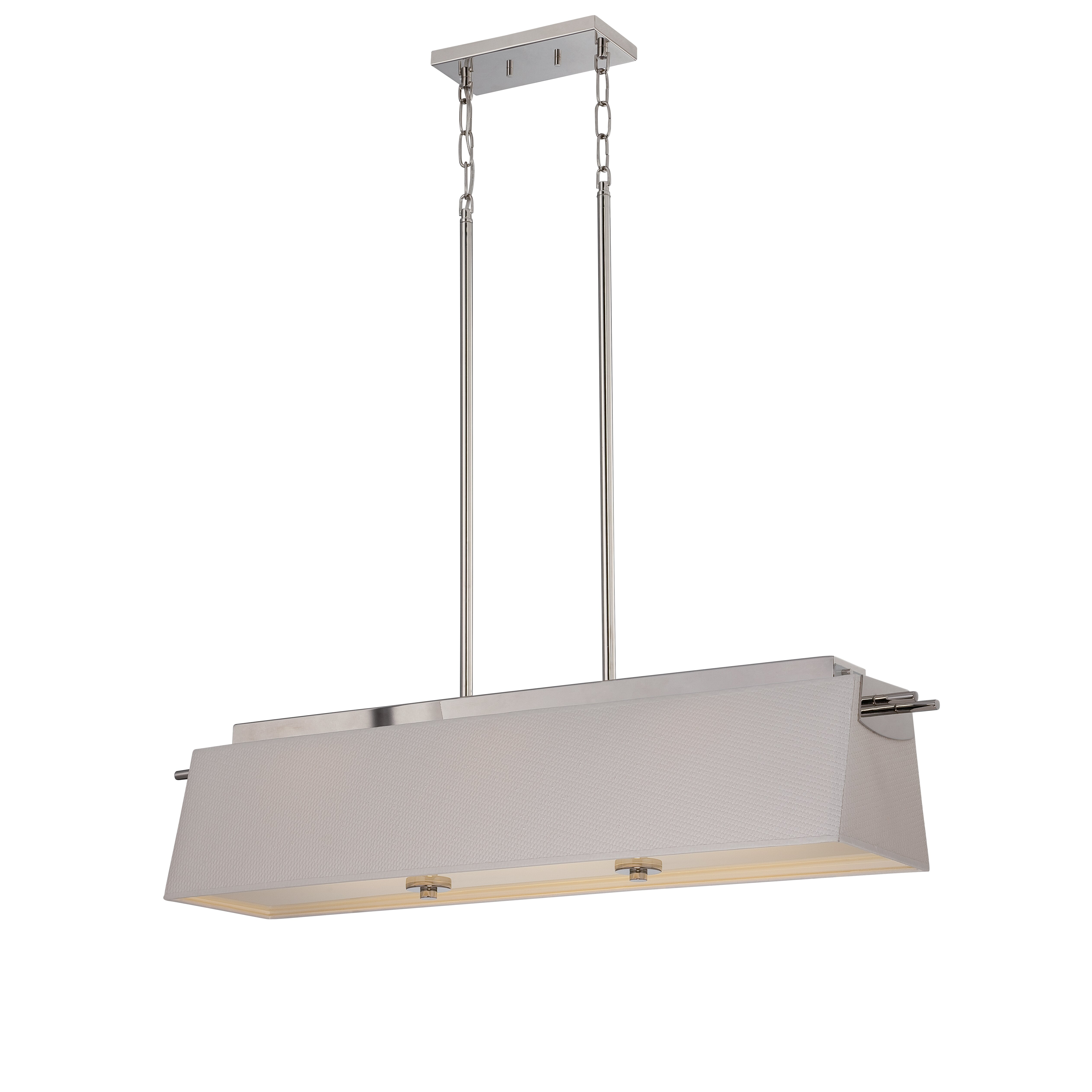 Claire 3 light kitchen island pendant by nuvo lighting