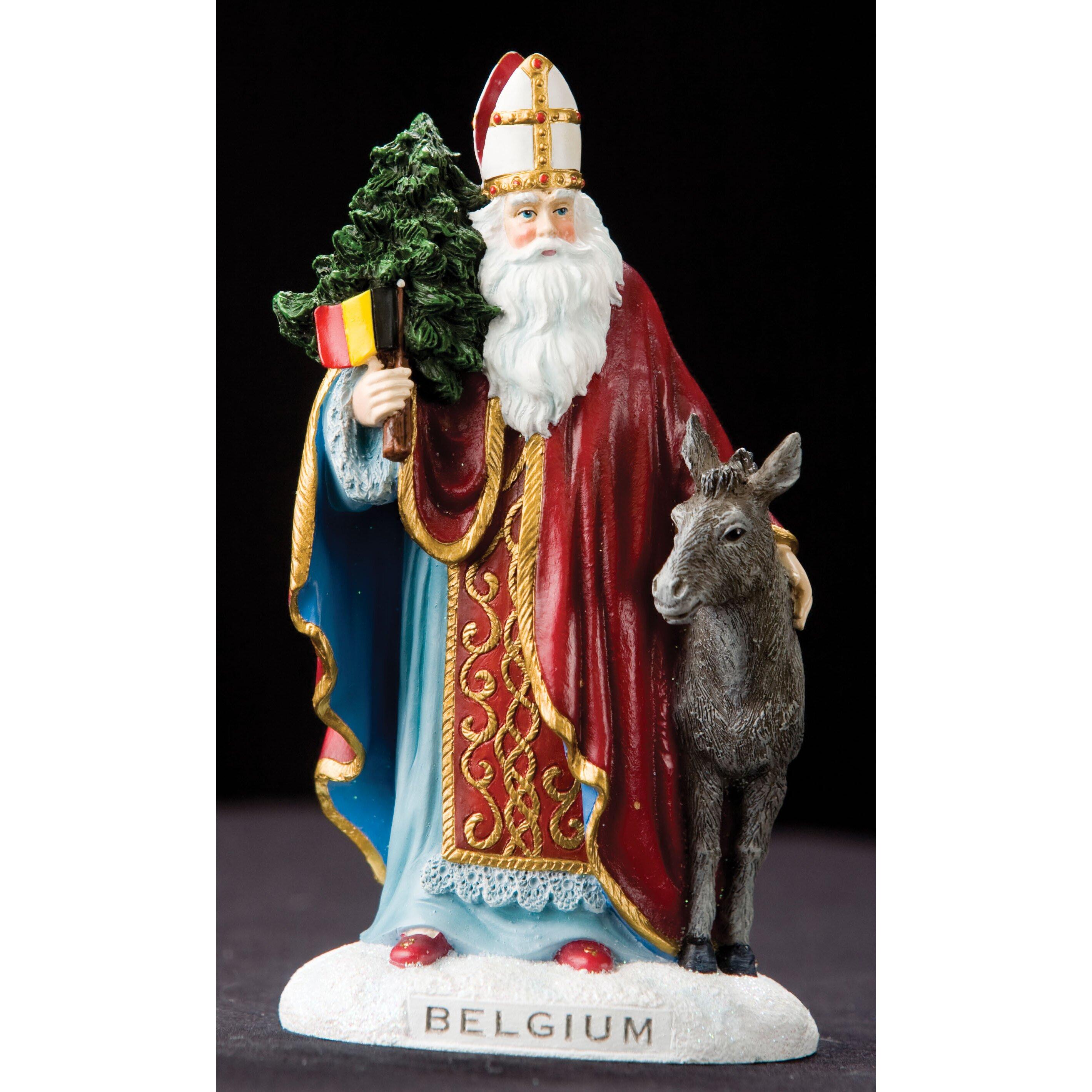 Precious Moments Loving Is Caring Precious Moments Belgium Belgium Santa Figurine